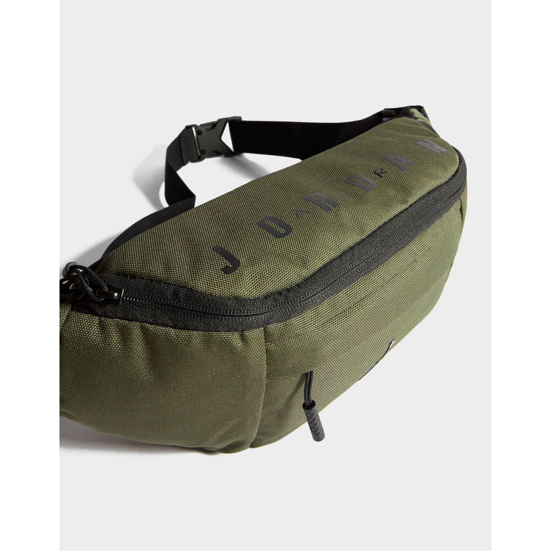 1b875c9b3e6 Lyst - Nike Air Crossbody Bag in Green for Men