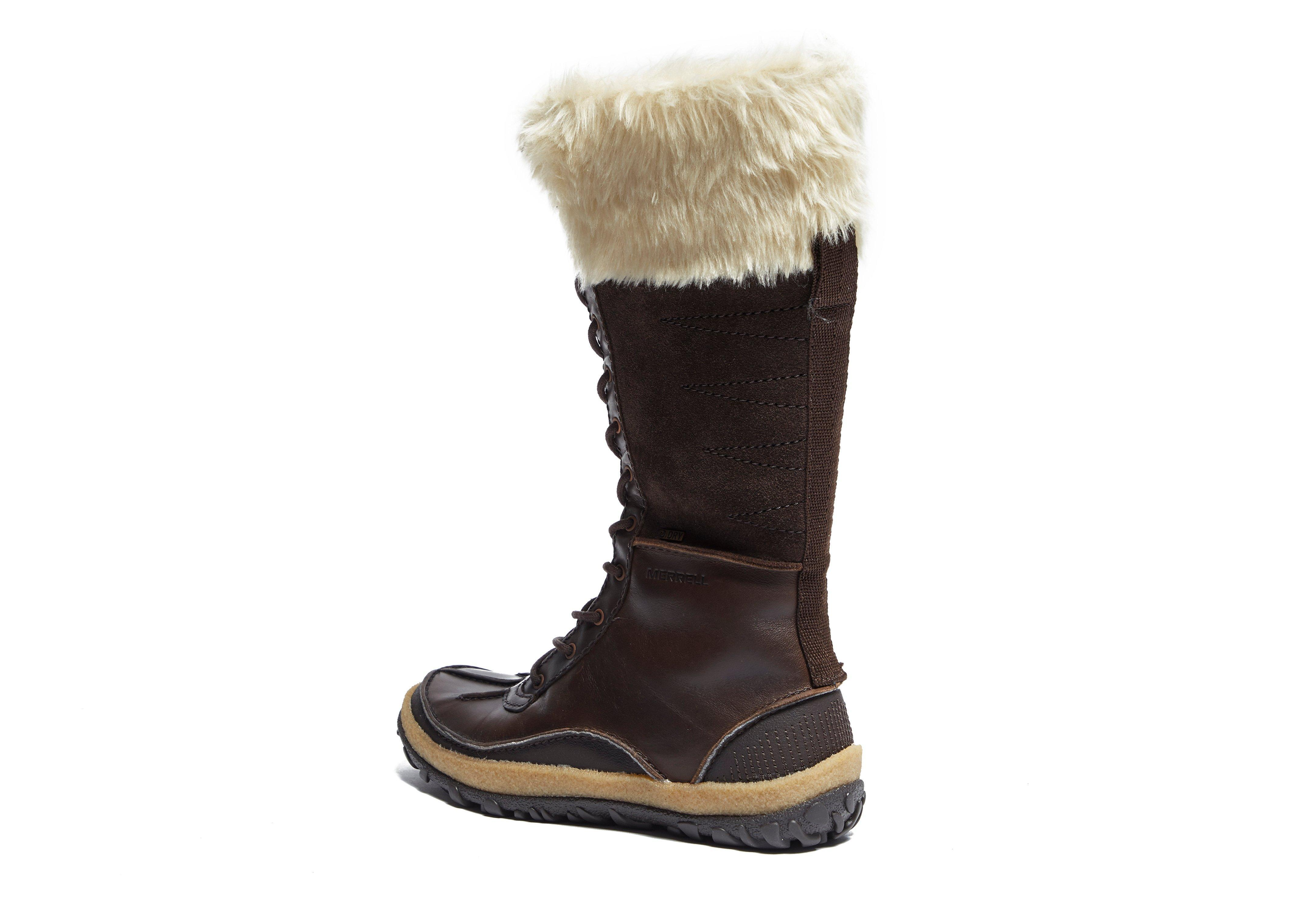 9b17d9407c Merrell Tremblant Tall Polar Waterproof Women?s in Brown - Lyst