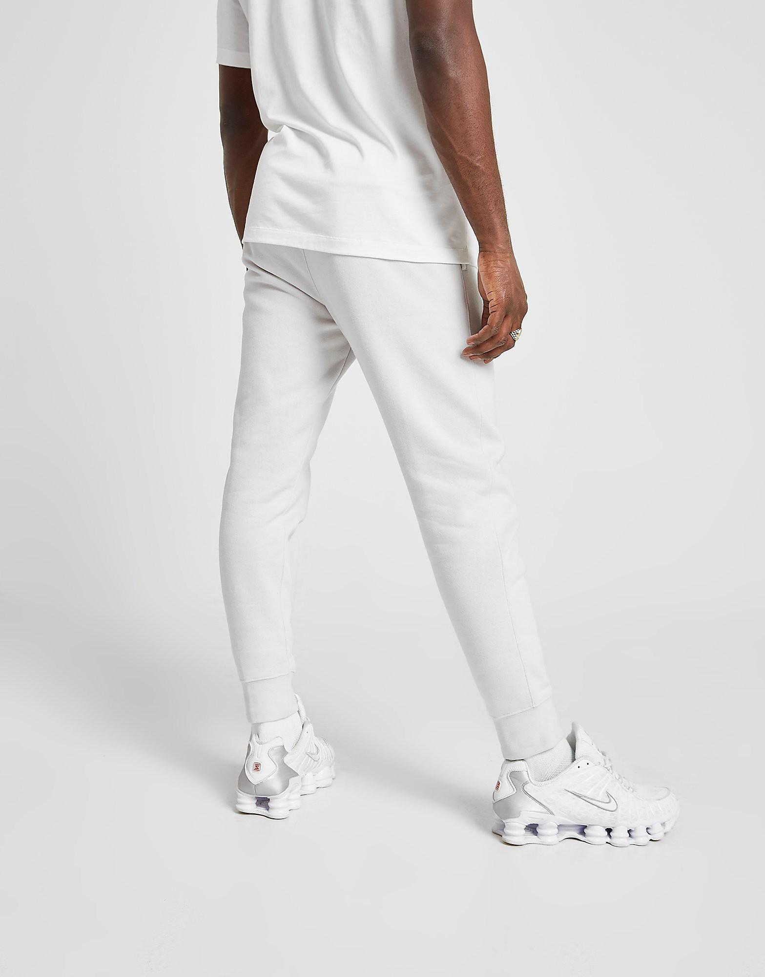 nike pantalon foundation cuffed polaire homme