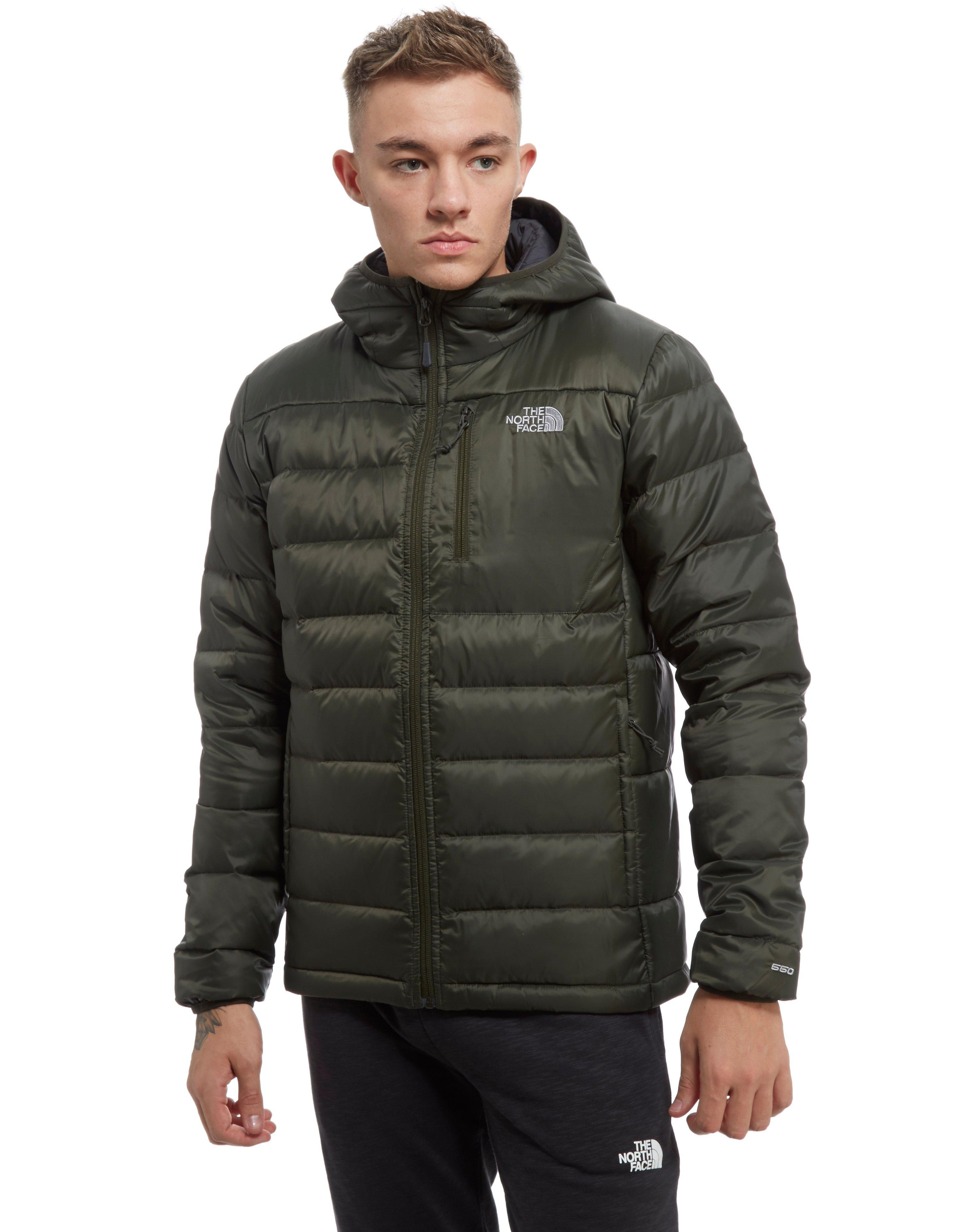... low price the north face aconcagua jacket in green for men lyst b4473  496a0 417b0b307