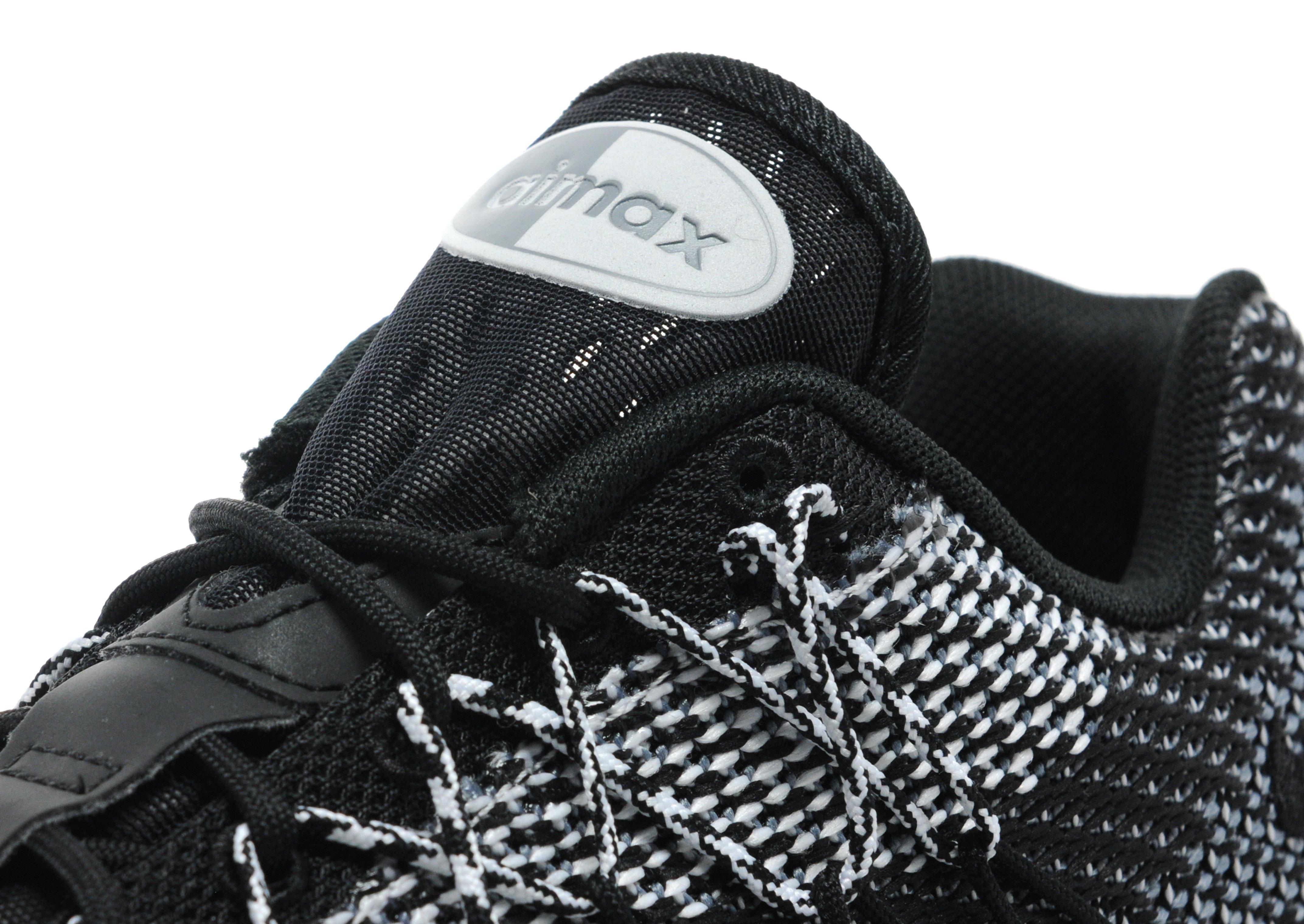 WomenMen Nike Air Max 95 Ultra Jacquard GreyWhite Latest