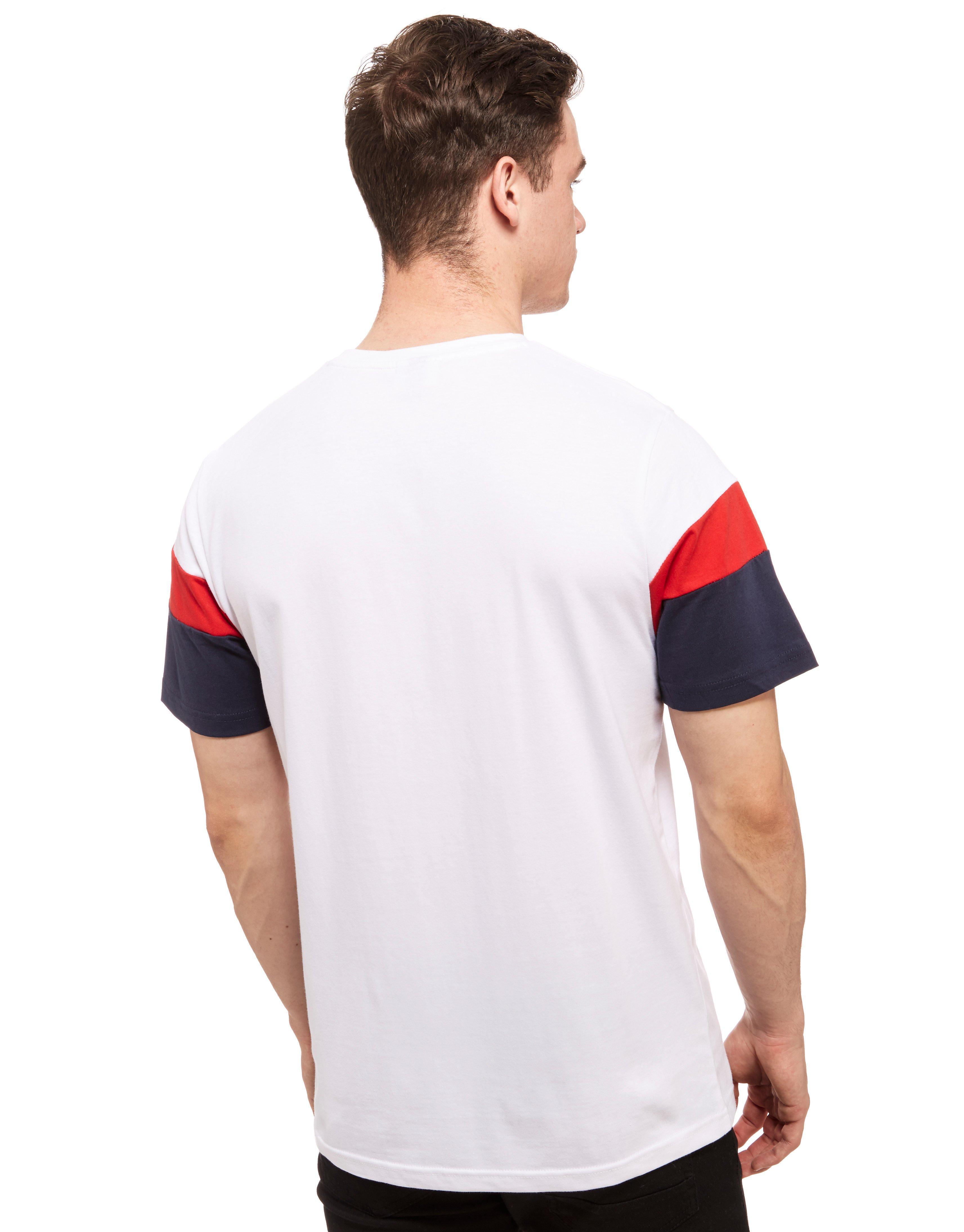 7e7f8712 Ellesse Zardini T-shirt in White for Men - Lyst