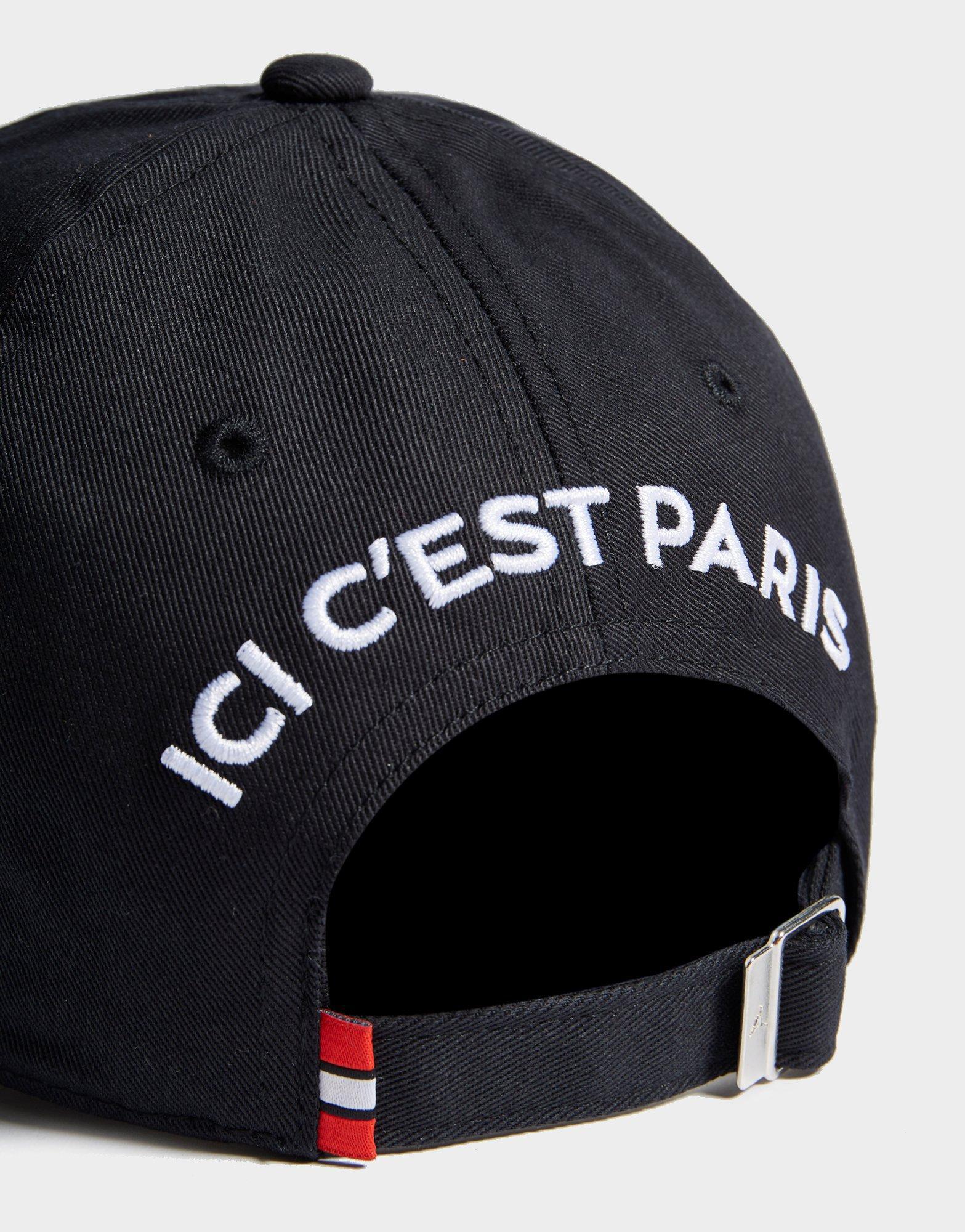 67934b5b0 Nike Black X Paris Saint Germain H86 Cap for men