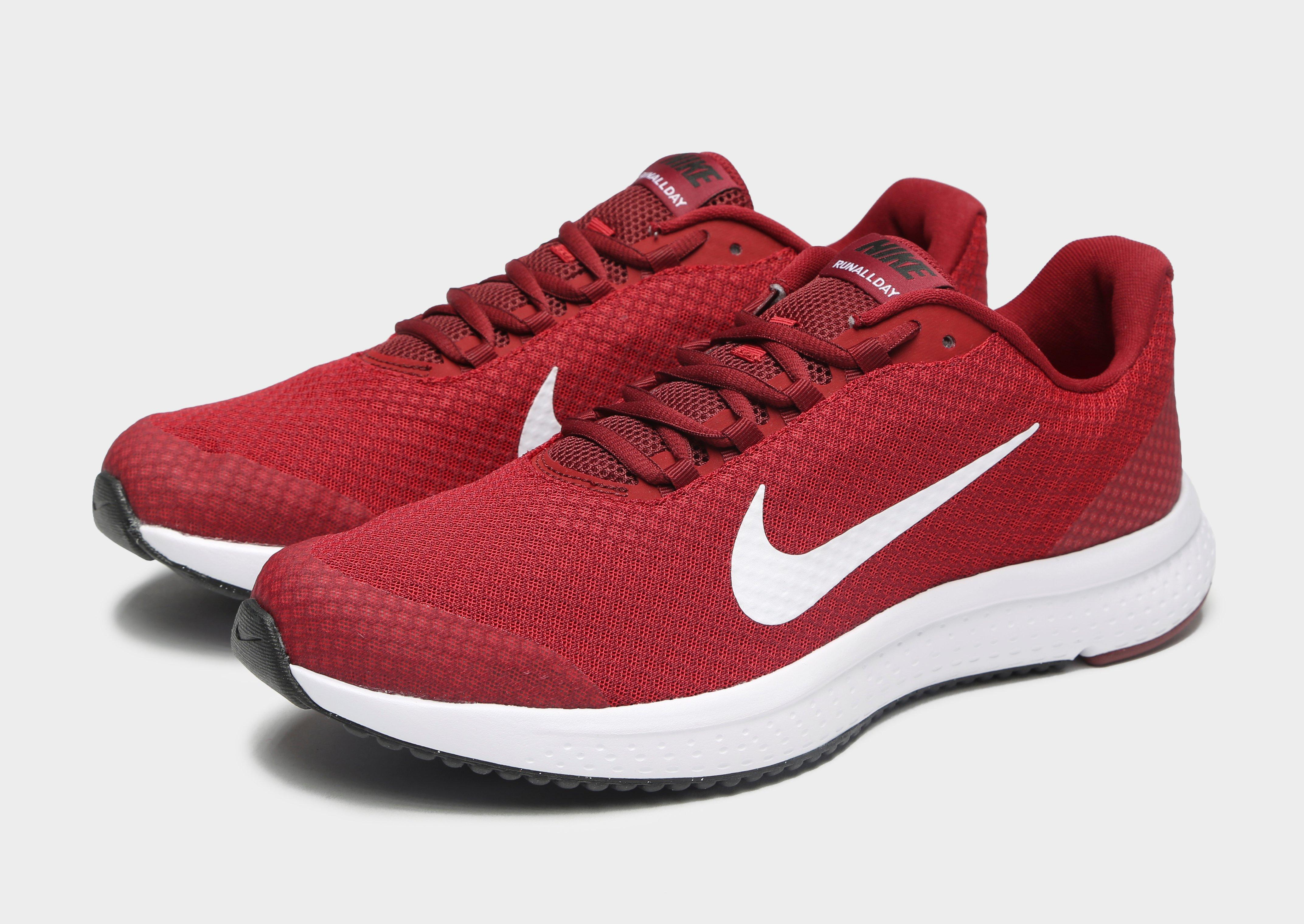 Nike Synthetic Run All Day 2 in Red for