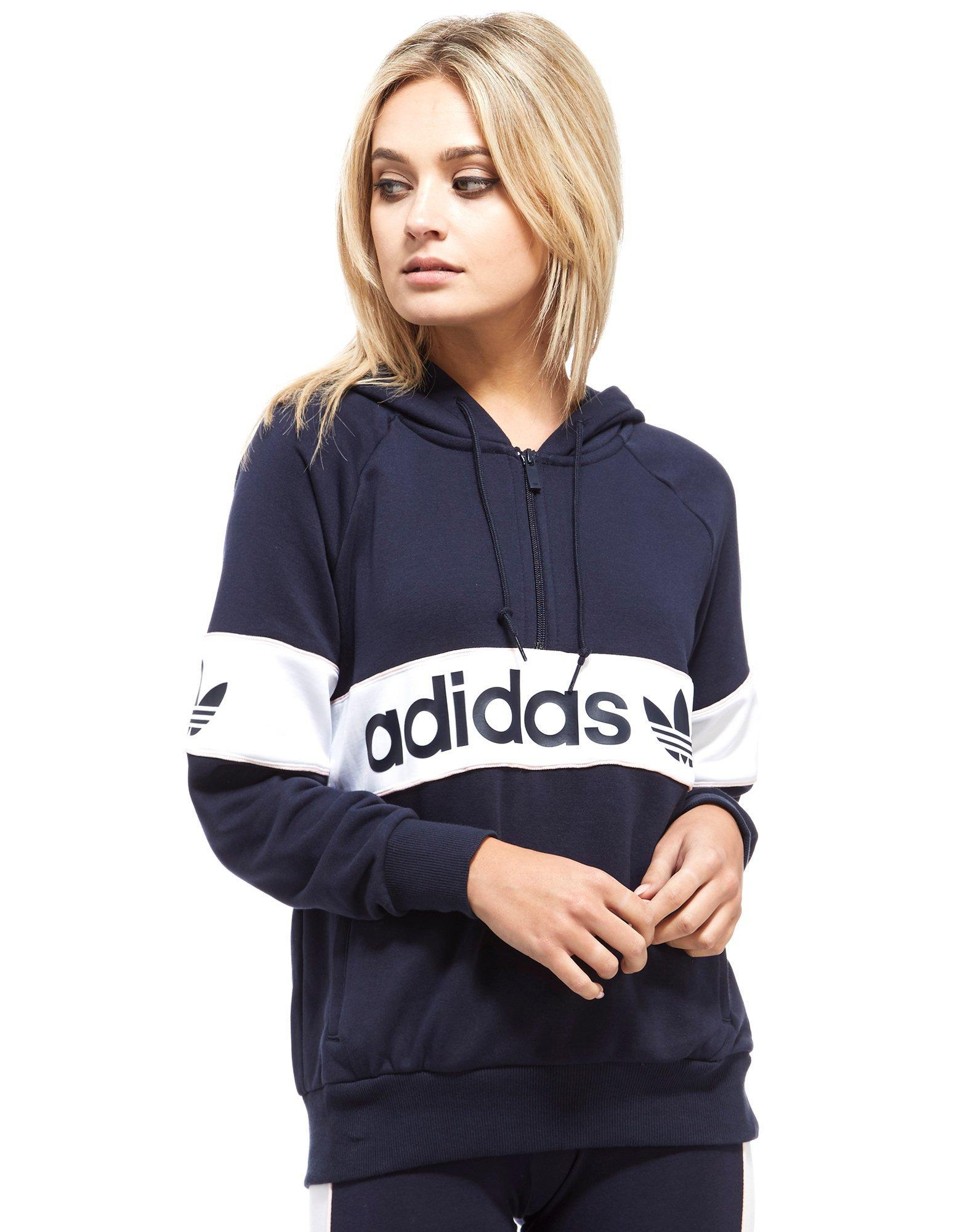 new products offer discounts innovative design Authentic Half Zip Hoody