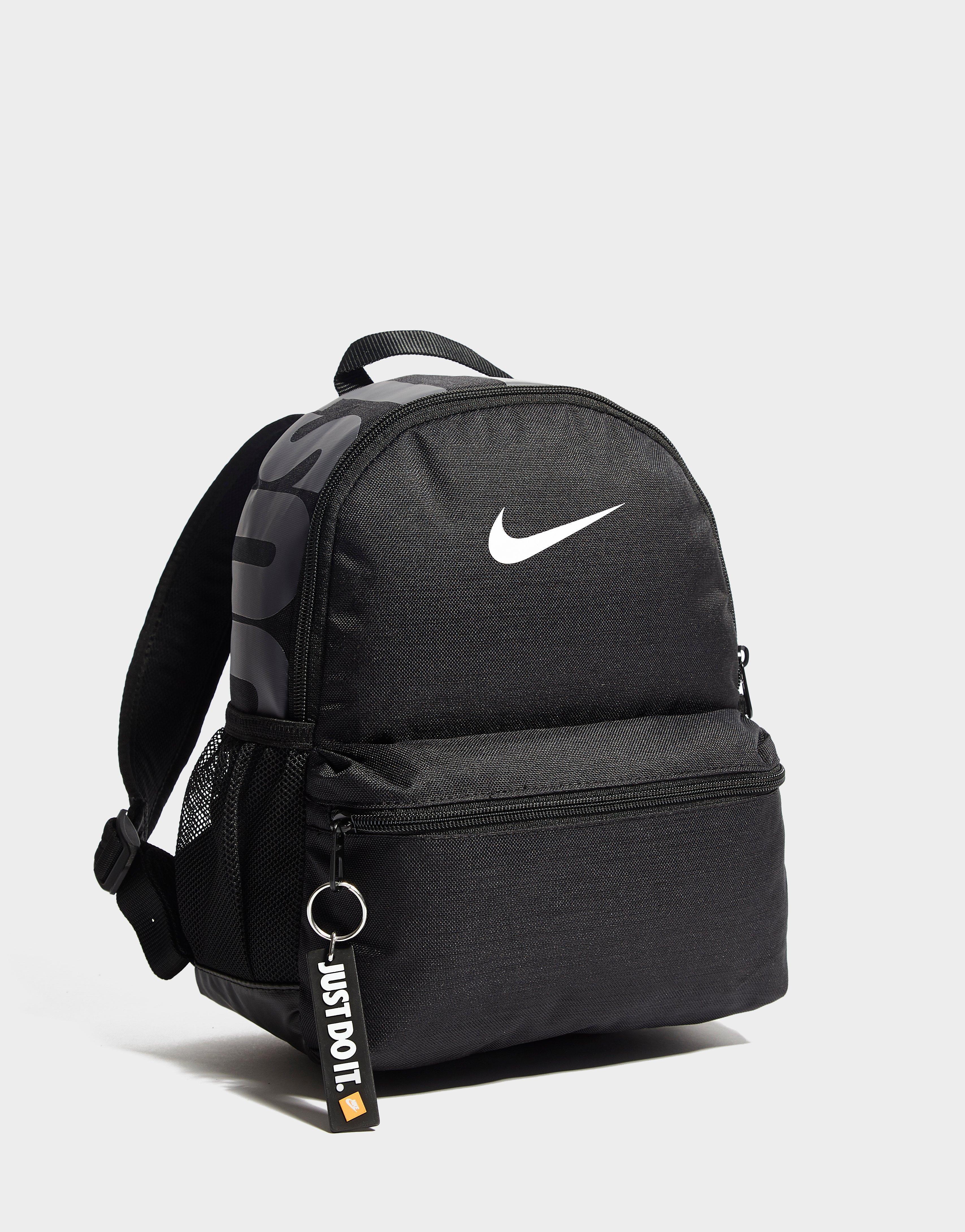 6b139686f6 Lyst - Nike Just Do It Mini Backpack in Black for Men