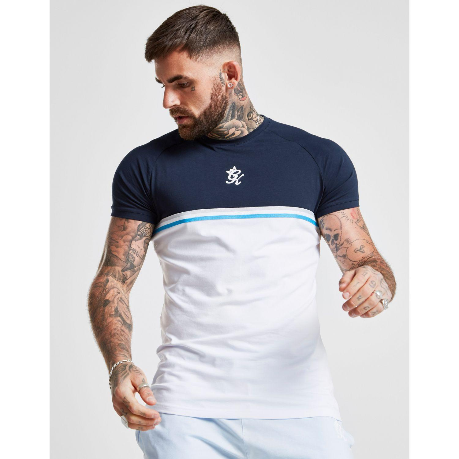 46e55bcd7 Gym King Gilchrist T-shirt in Blue for Men - Lyst