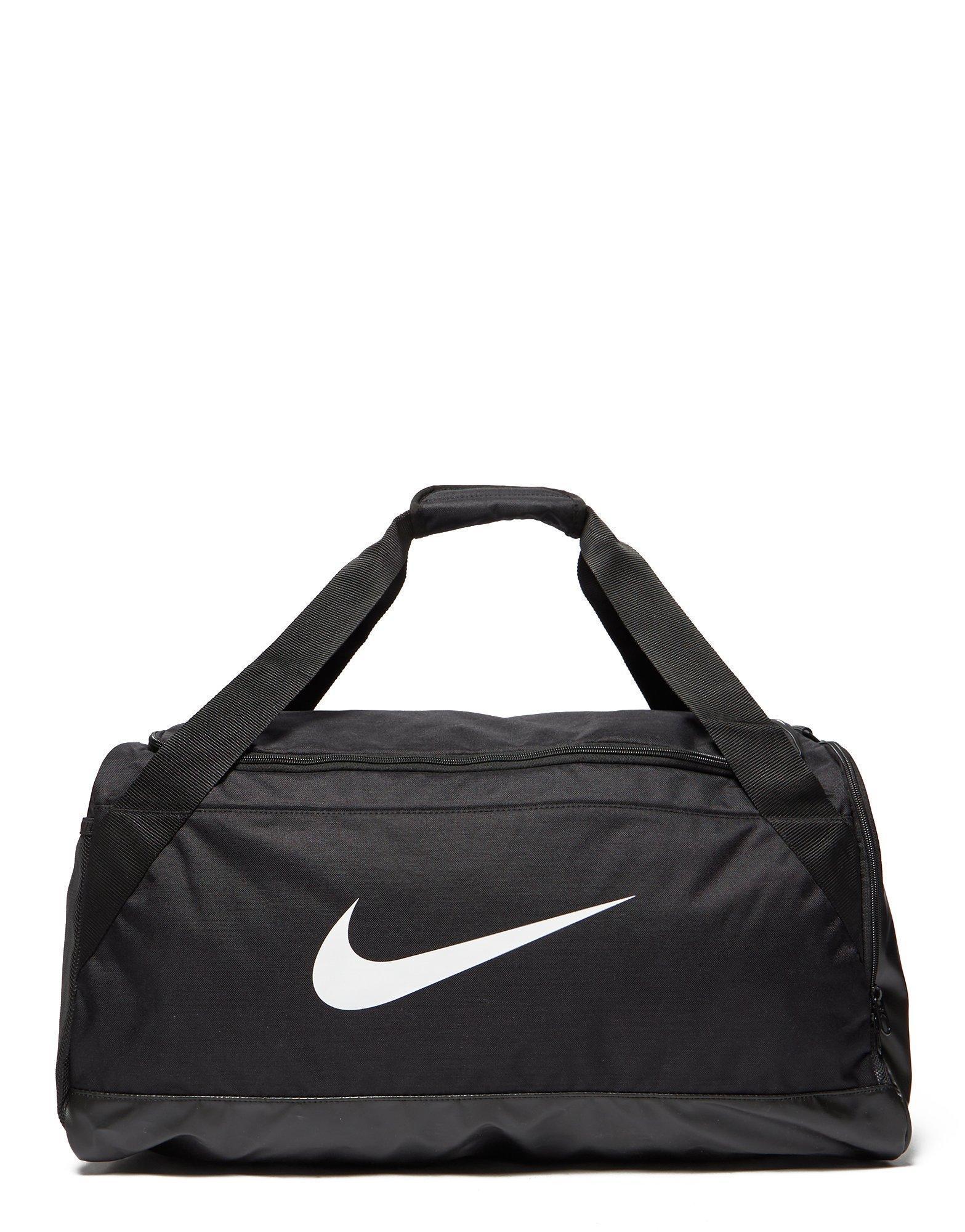 8c2824b0e56 Nike Brasilia Large Duffle Bag in Black - Save 7.142857142857139% - Lyst