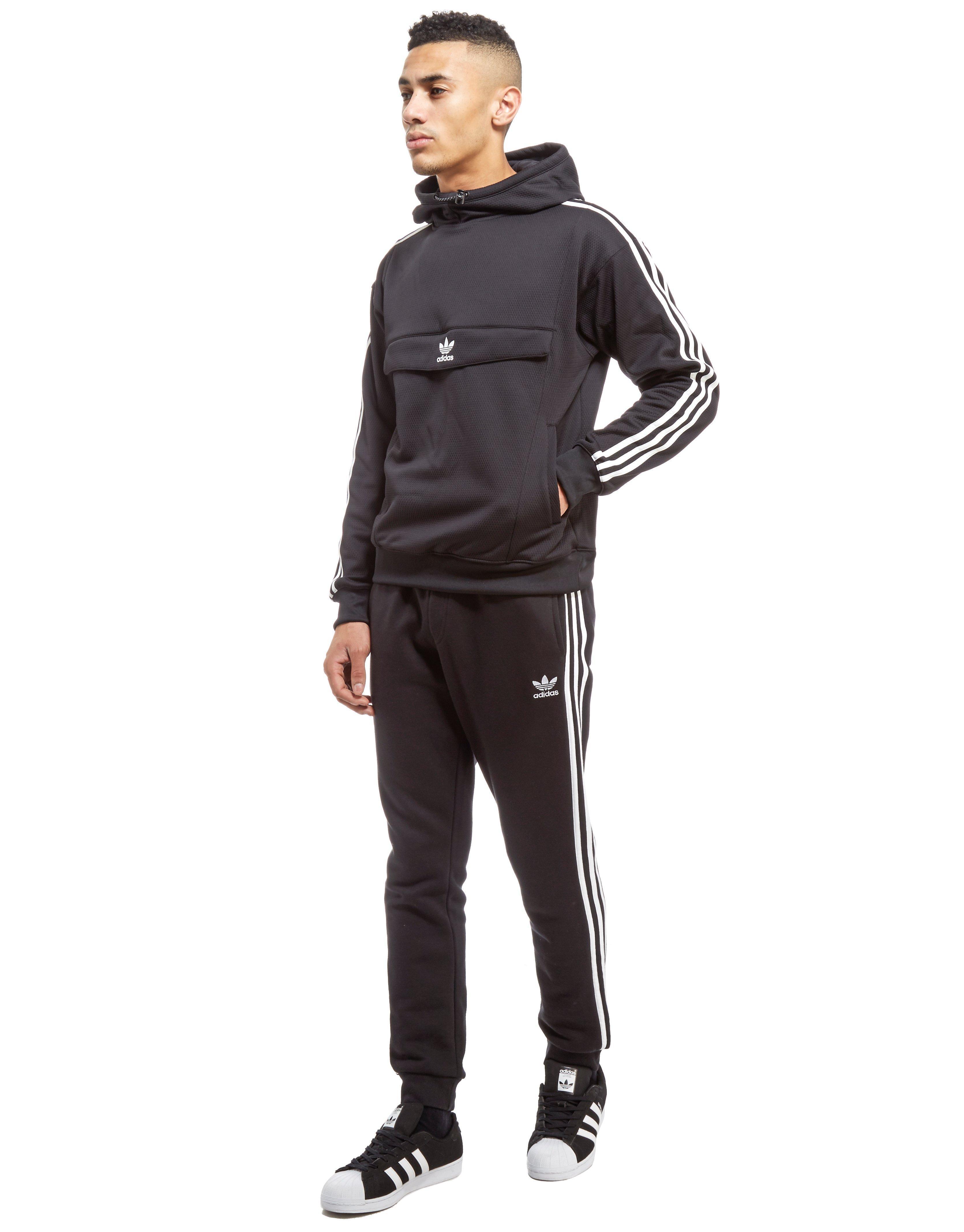 outlet store sale wholesale online exclusive shoes Adidas Originals Black Nova Hoodie for men