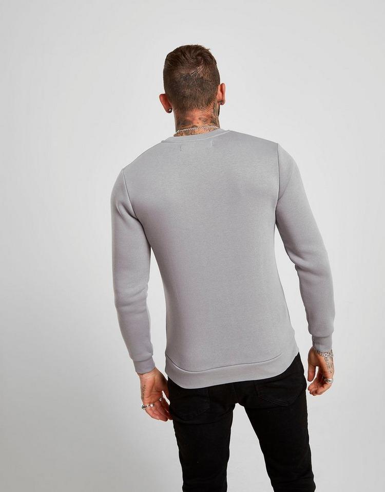 Mens Threadbare Striped Full Zip up Classic Hoodie Pullover Top Jumper ELLAND