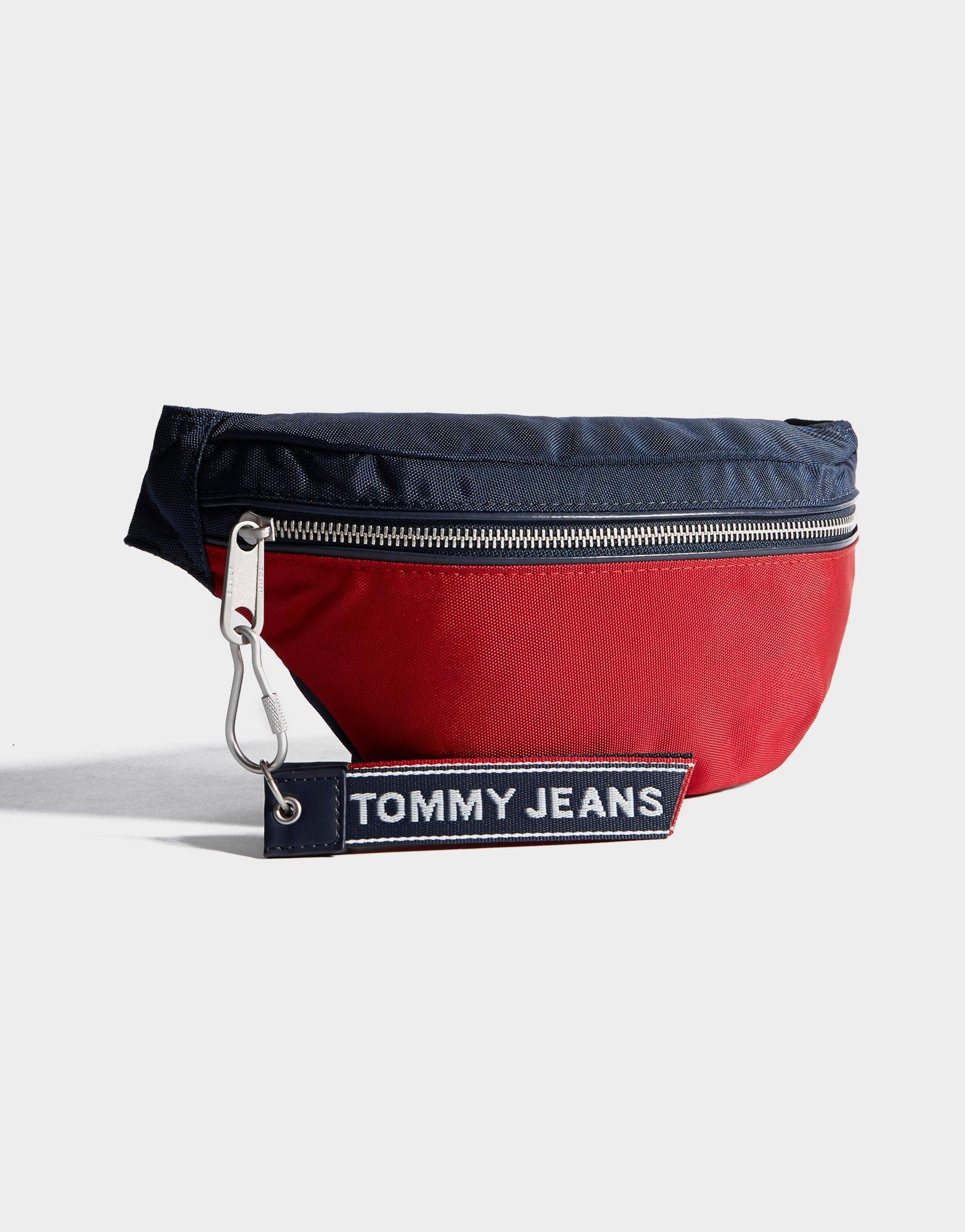 7ff4b978 Tommy Hilfiger Tape Waist Bag for Men - Lyst