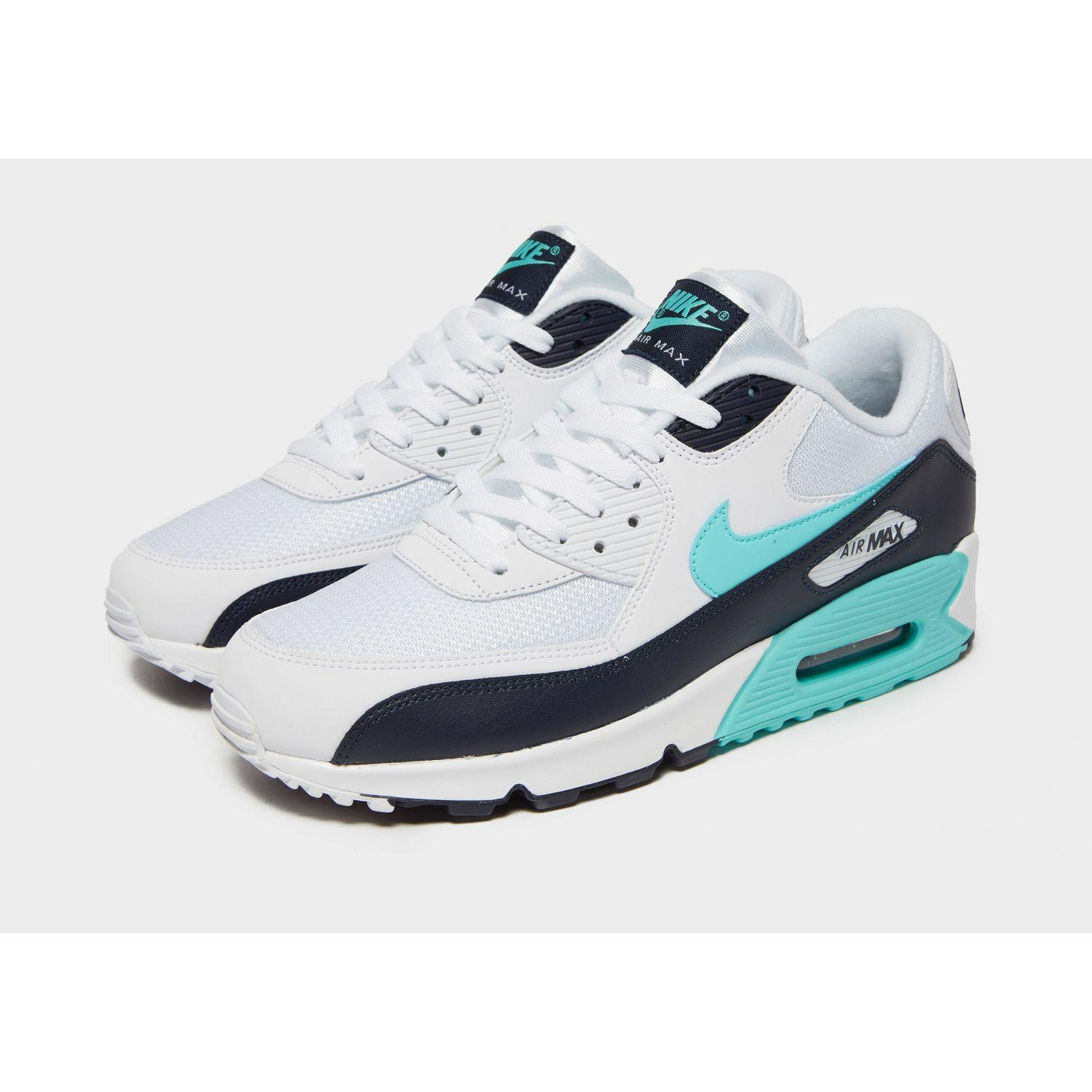 Nike Air Max 90 Essential in Blue for Men - Lyst