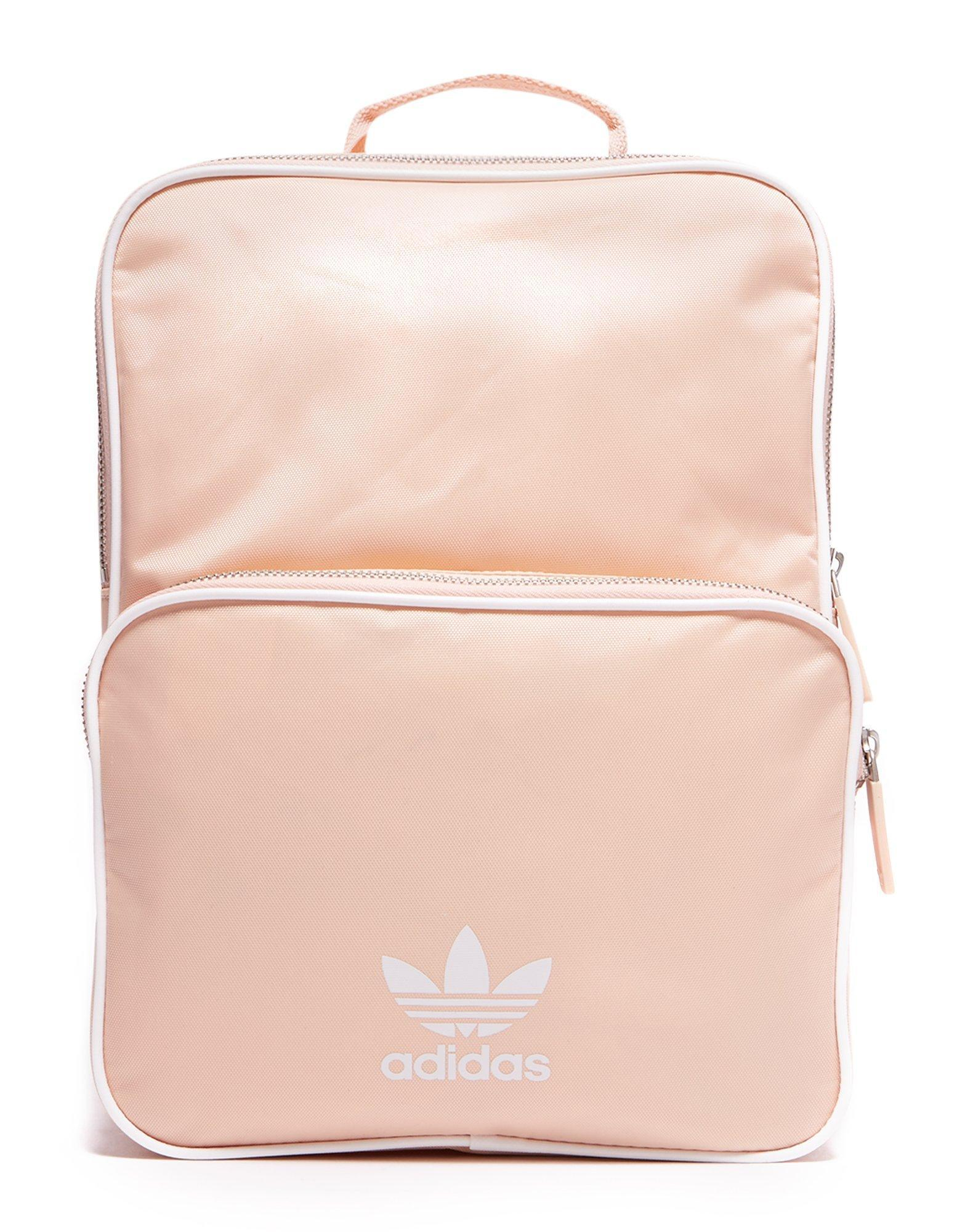 7b53c4e1dde1 Lyst - adidas Originals Adicolor Backpack in Pink