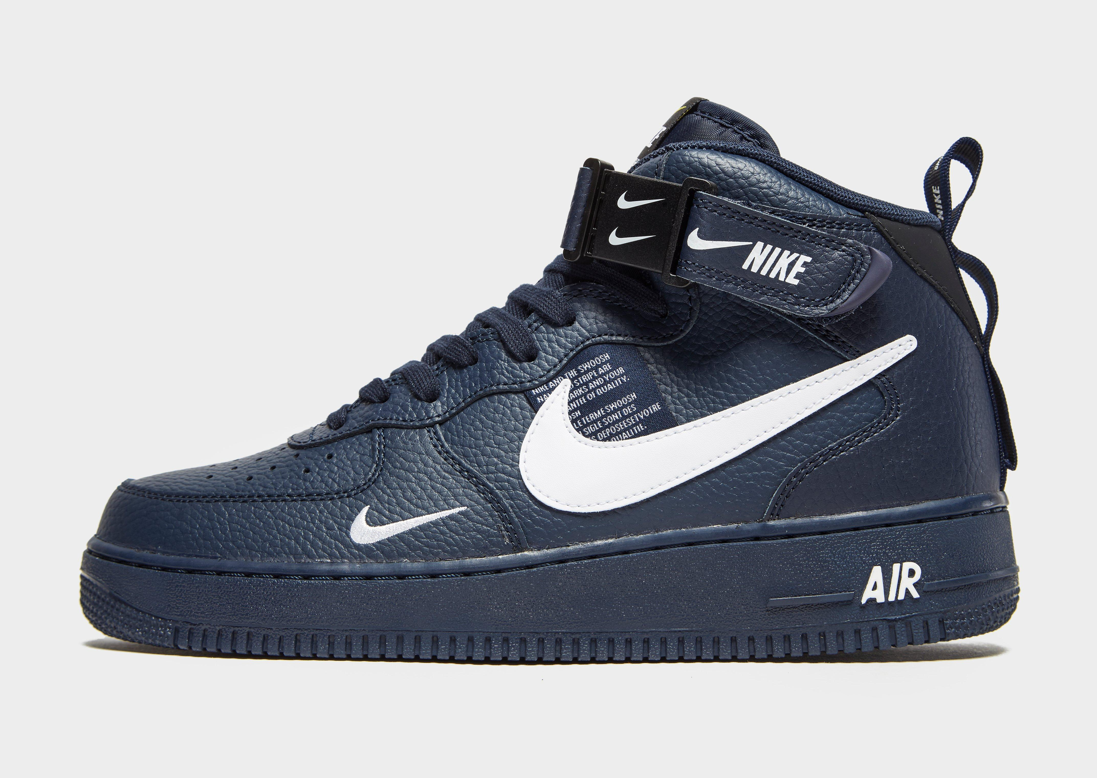 Air Force 1 Utility Mid `07 Lv8