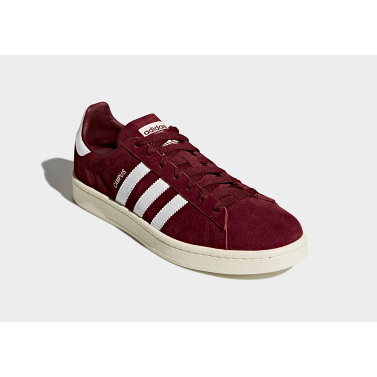 adidas Campus Shoes in Red - Lyst