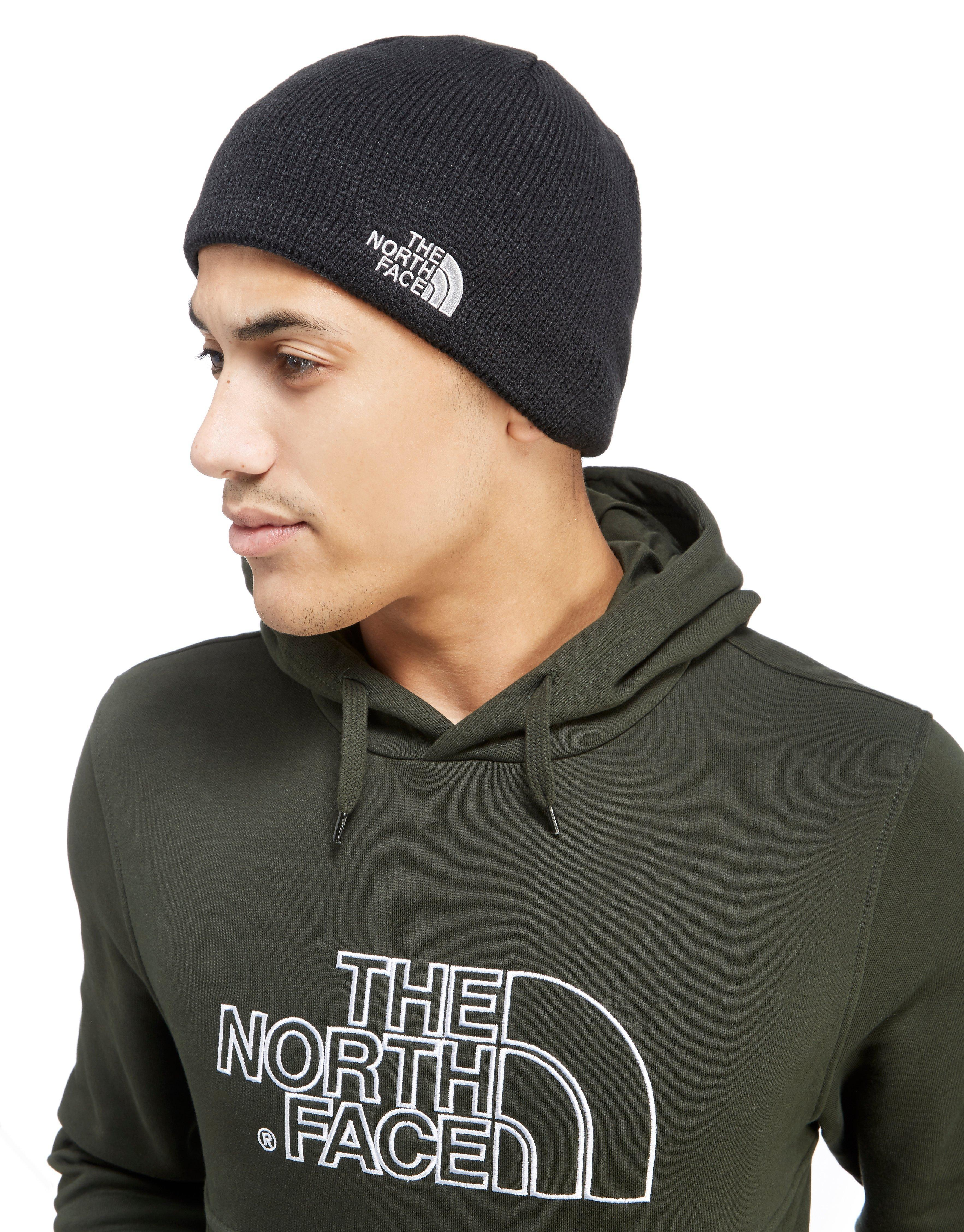 ae7e40cb8187c0 The North Face Bones Beanie Hat in Black for Men - Lyst