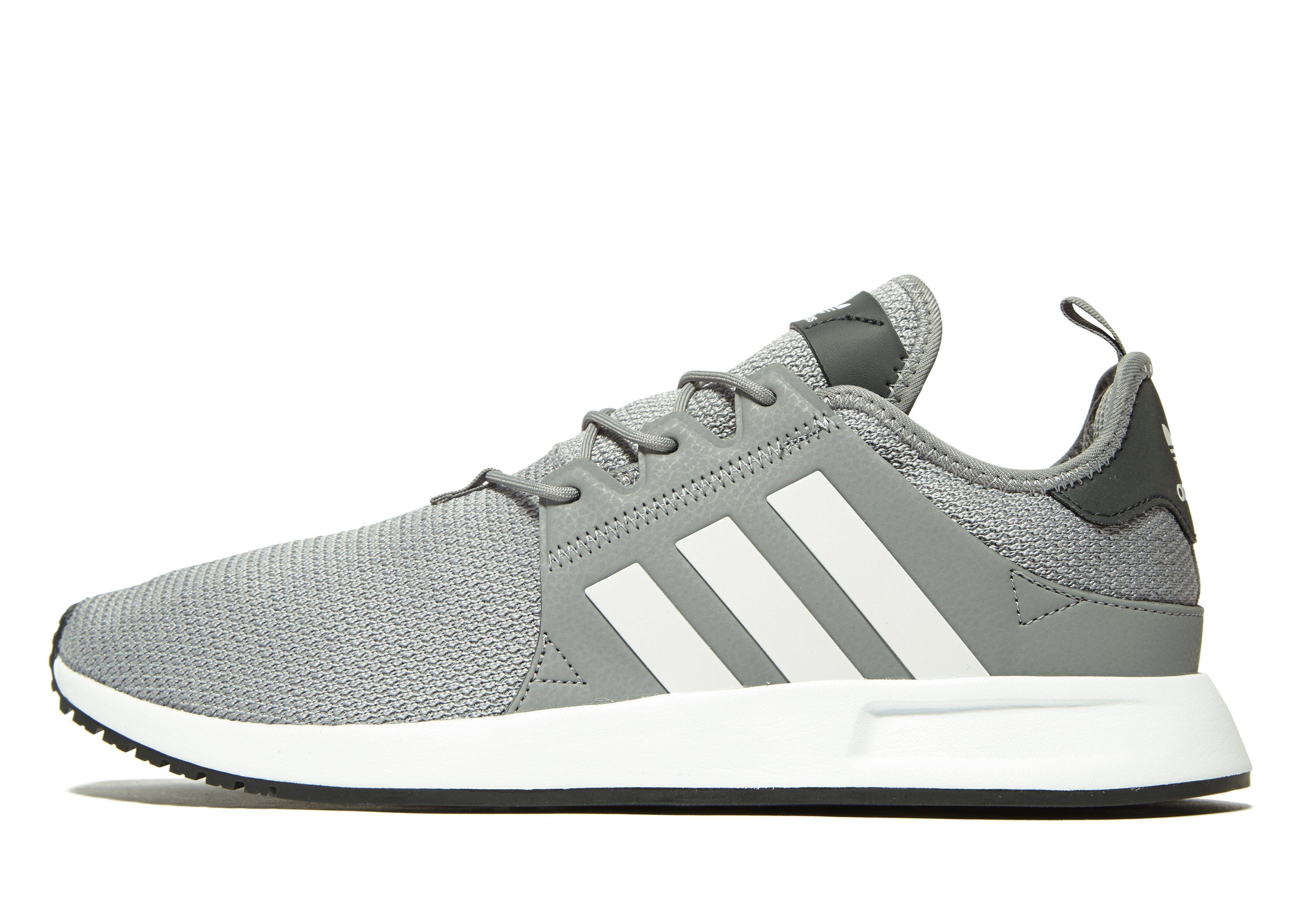 adidas Originals Rubber Xplr in Grey