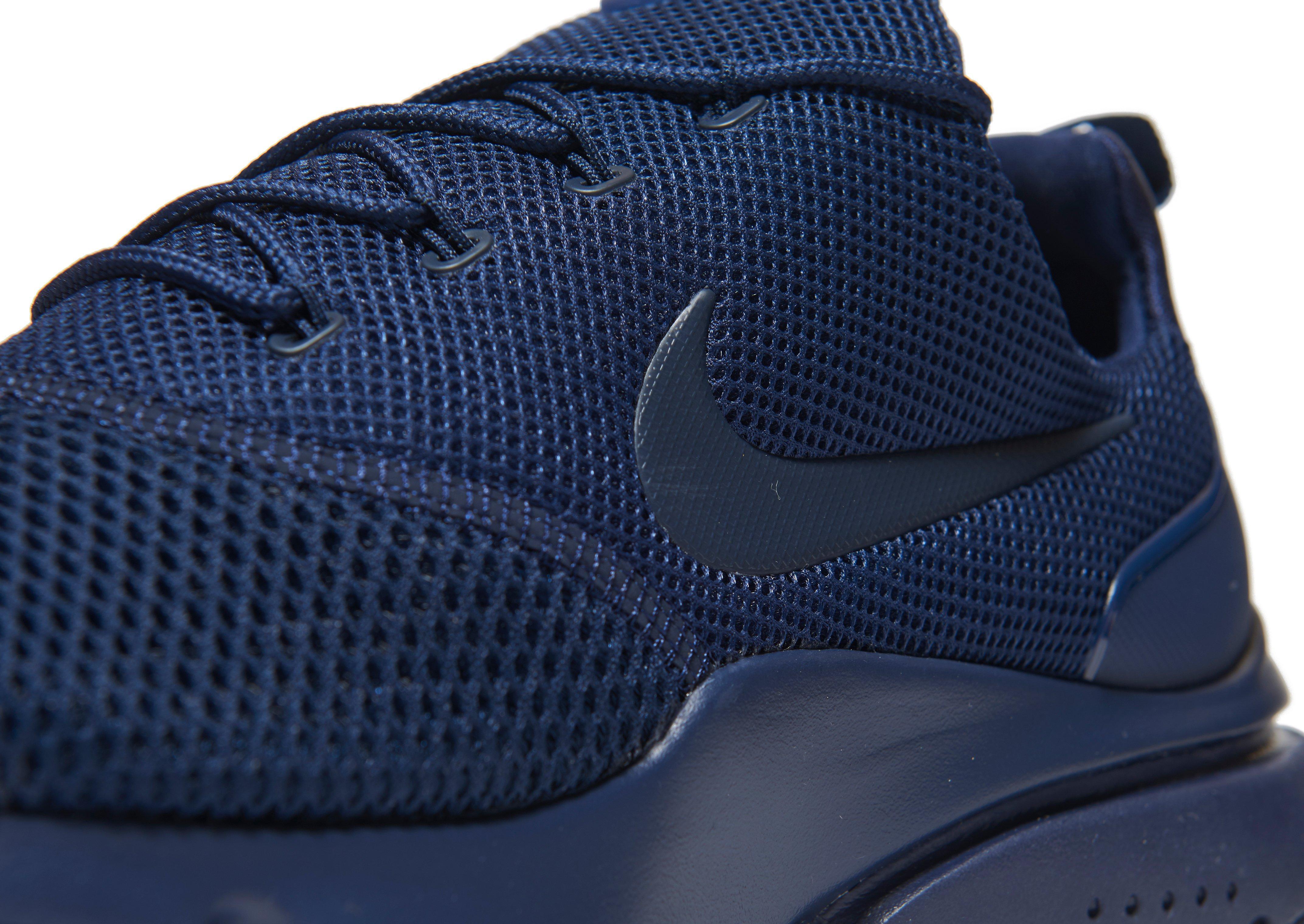 Nike Rubber Air Presto Fly in Navy