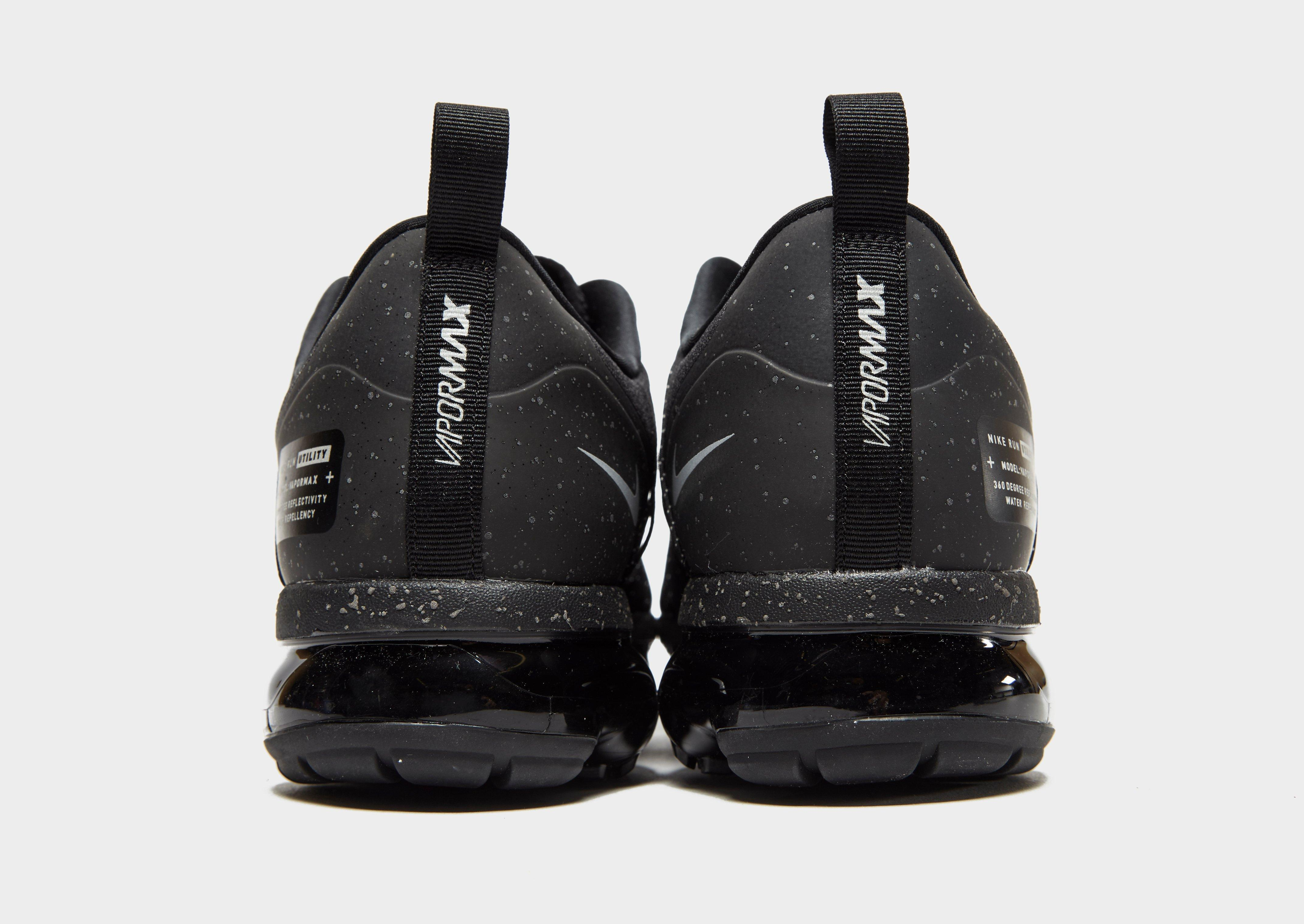 595faea1821 Nike Black Air Vapormax Run Utility for men
