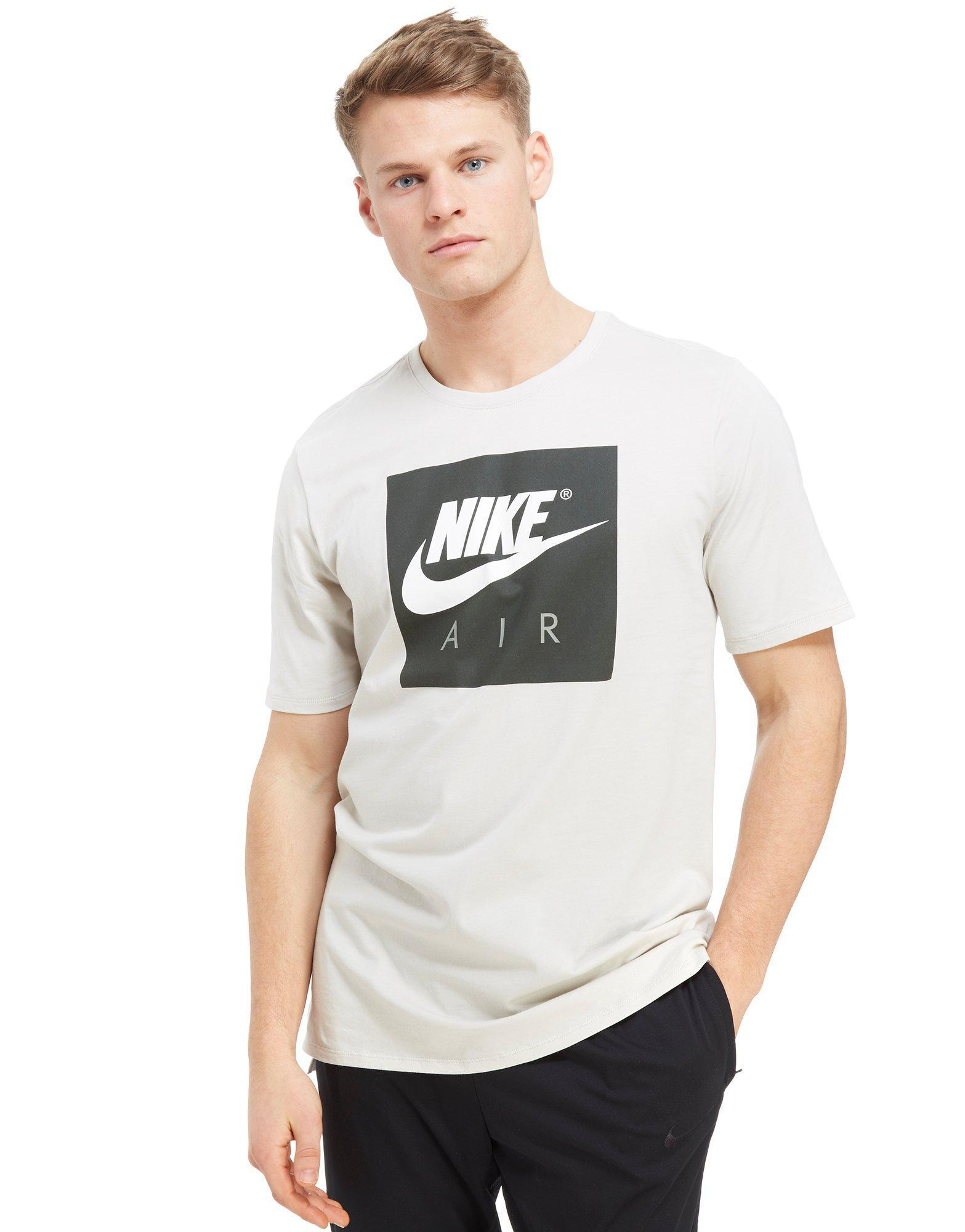 venta limitada ajuste clásico talla 40 Nike Cotton Air Box Logo T-shirt in Green for Men - Lyst