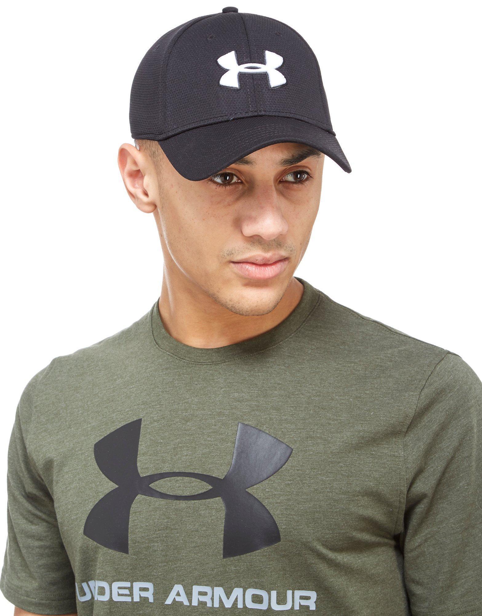 sale retailer ea72c 178bf Lyst - Under Armour Blitzing 2 Cap in Black for Men