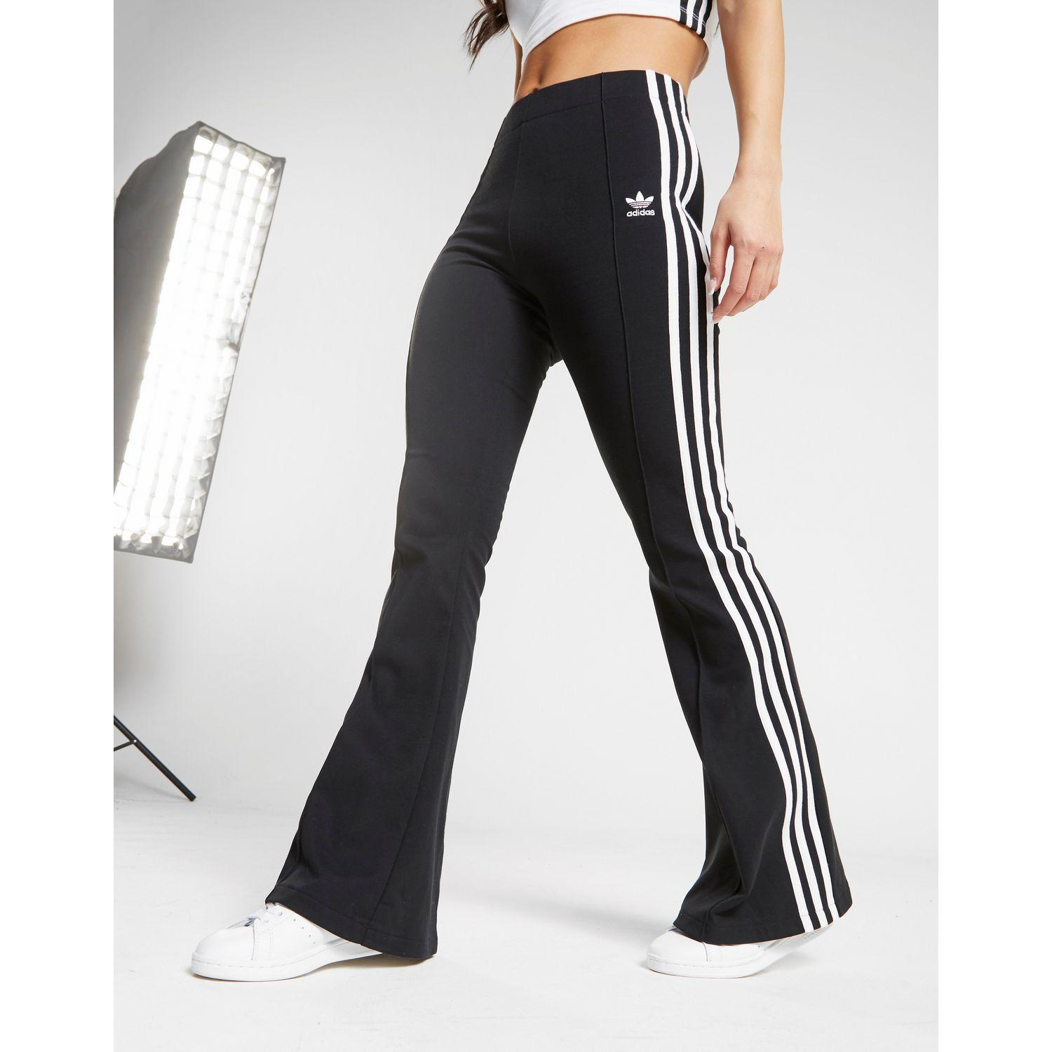 3-stripes Flared Track Pants