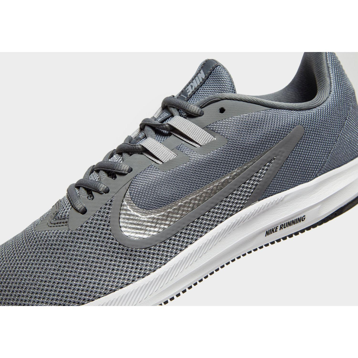 858ddbbede7a Lyst - Nike Downshifter 9 in Gray for Men