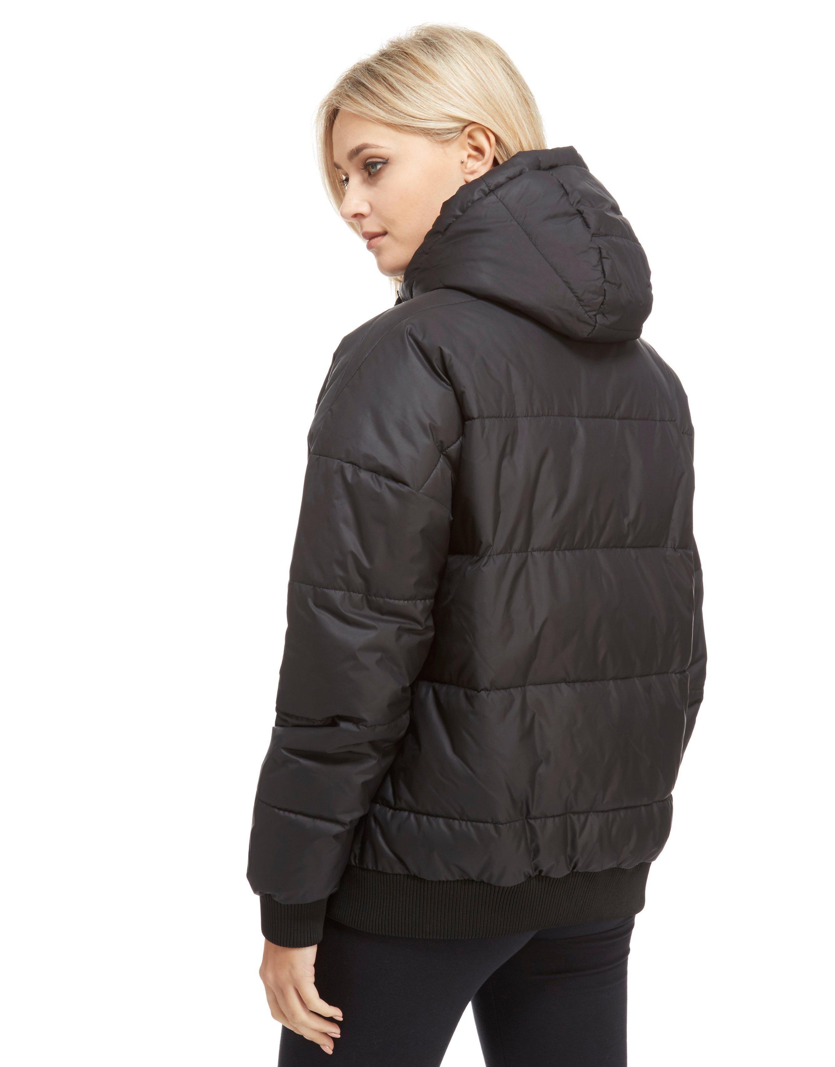 1bfc8d867 Ellesse Ara Padded Jacket in Black - Lyst