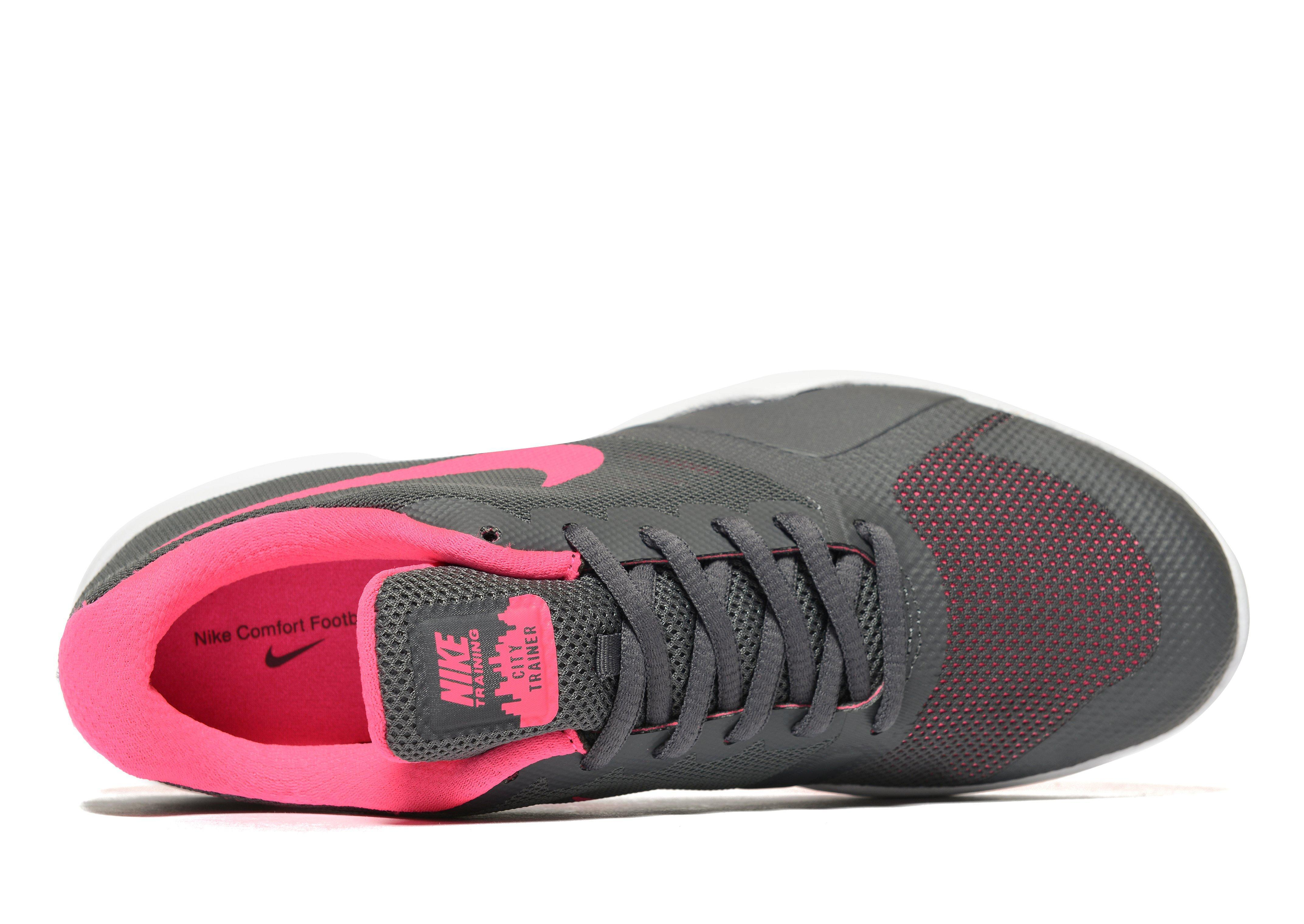 buy online 3211e b698a ... cheapest nike city trainers in gray lyst 5fd8f 58630