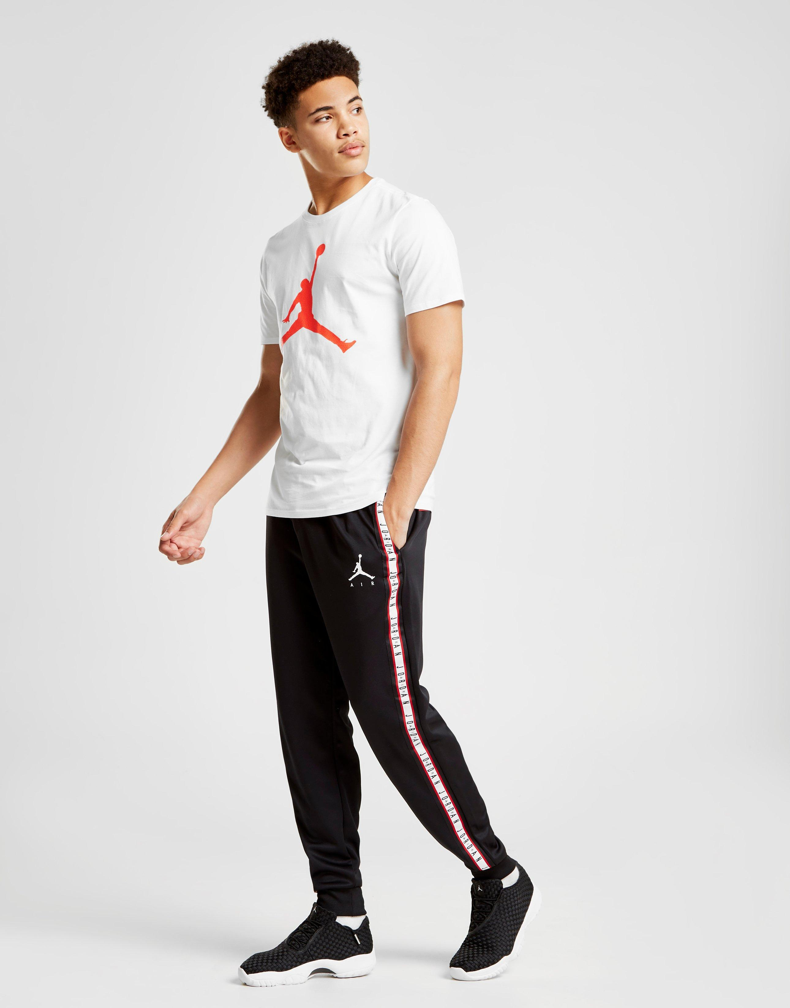 Nike Synthetic Poly Tape Track Pants in