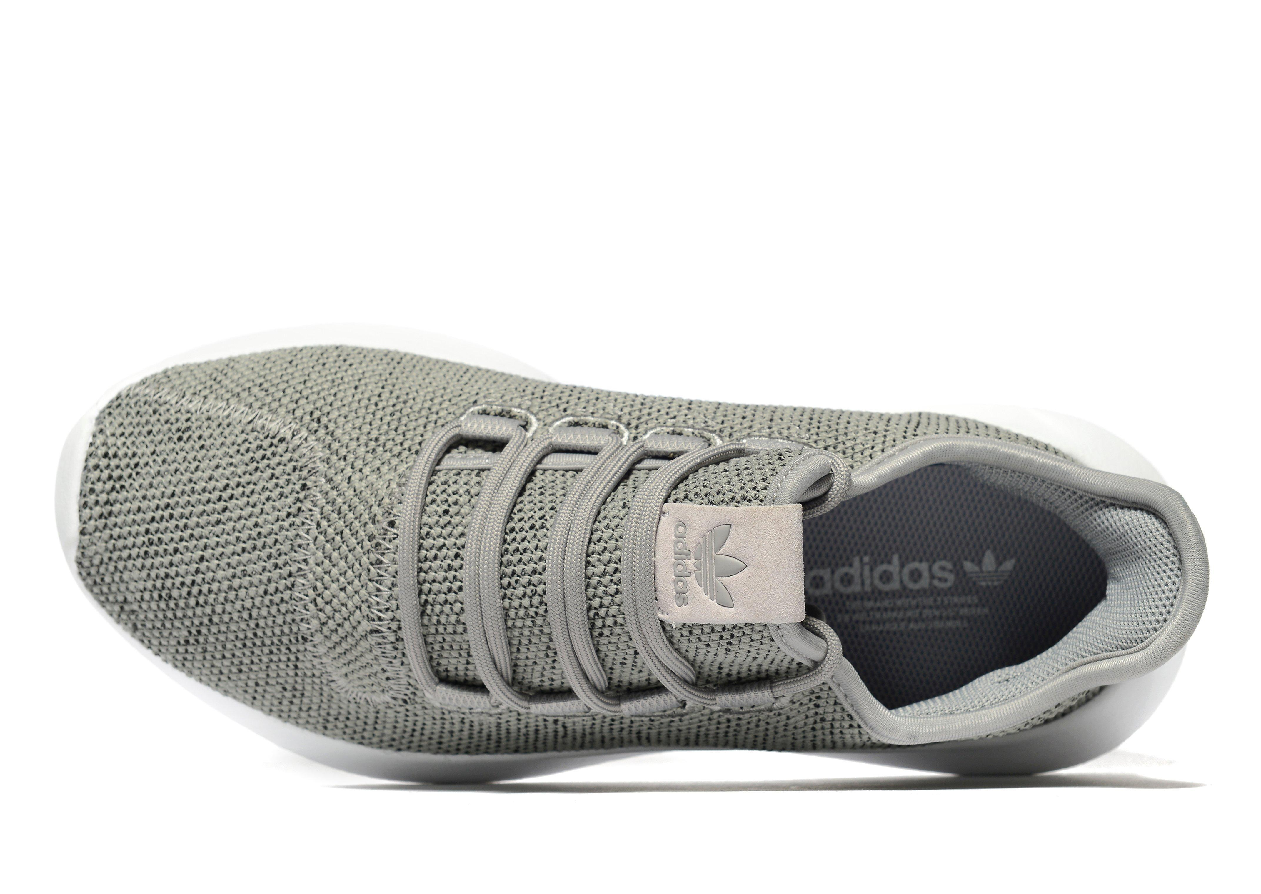 lyst adidas originals tubular shadow trainers in gray. Black Bedroom Furniture Sets. Home Design Ideas