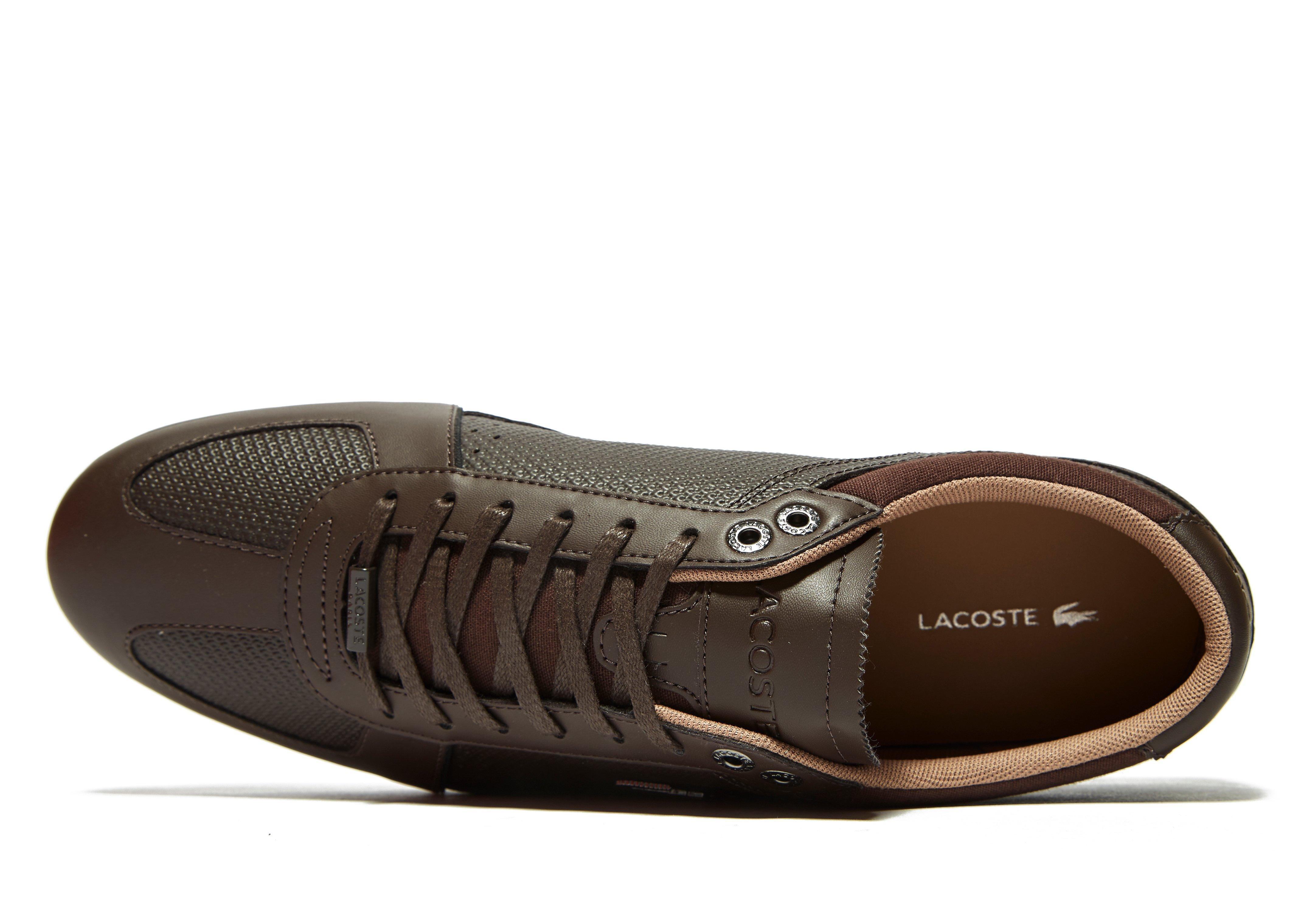 edeaff32ff82 Lacoste Evara in Brown for Men - Lyst