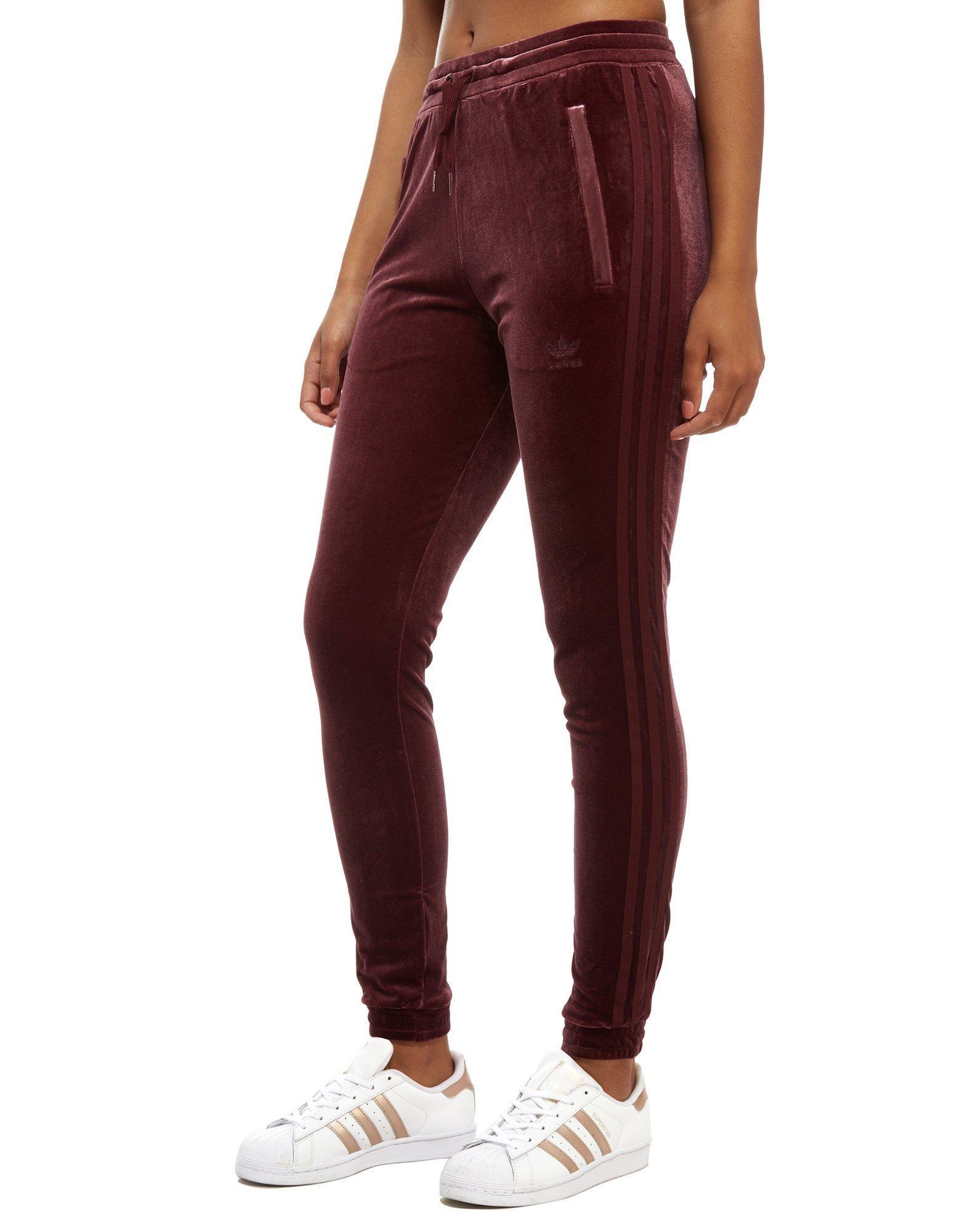 Velvet Vibes Sst Track Pants