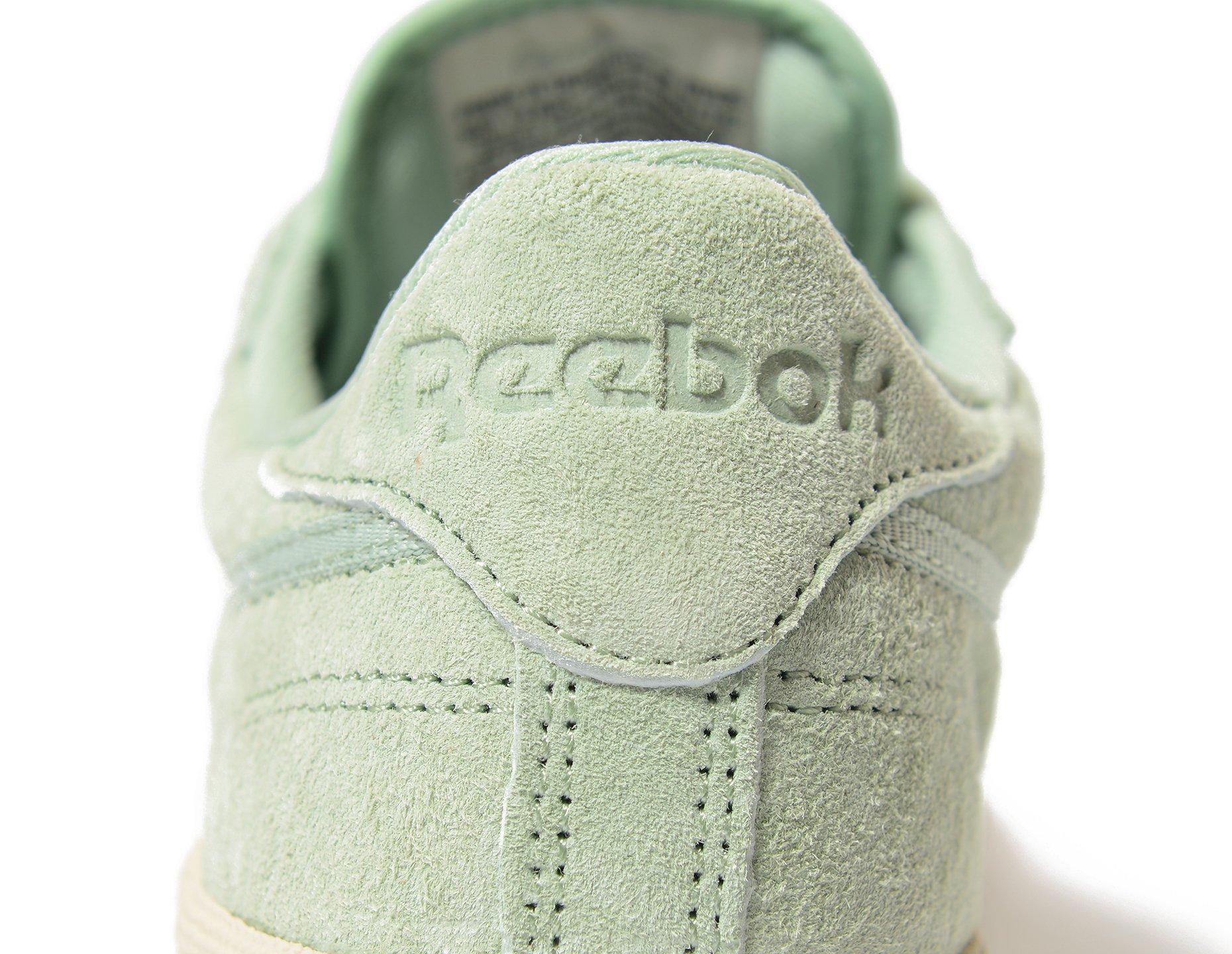 Reebok Suede Green Club C 85 Pastels Sneakers