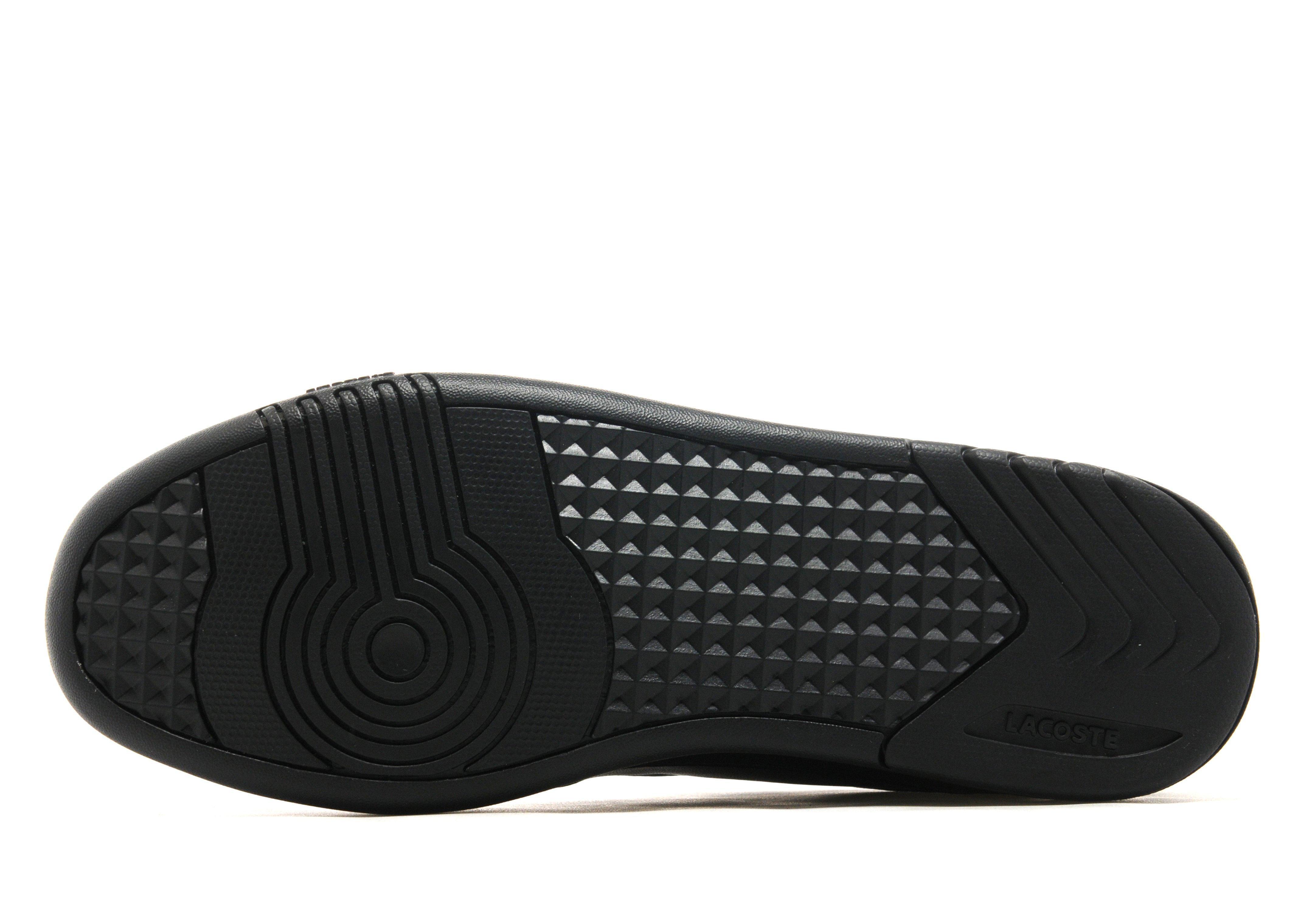 lacoste deviation leather black - 62
