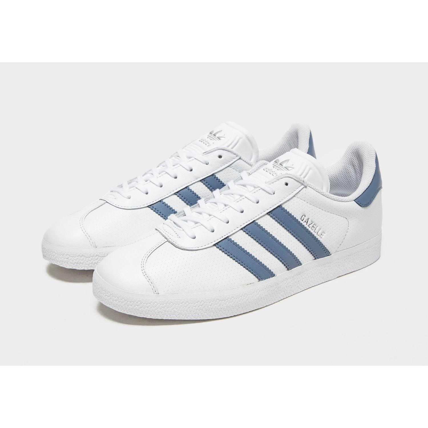 7c2d9c5ad Adidas Originals - Blue Gazelle for Men - Lyst. View fullscreen