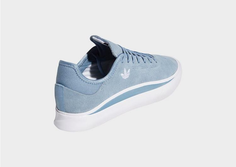 adidas Originals Suede Sabalo Shoes in Blue - Lyst