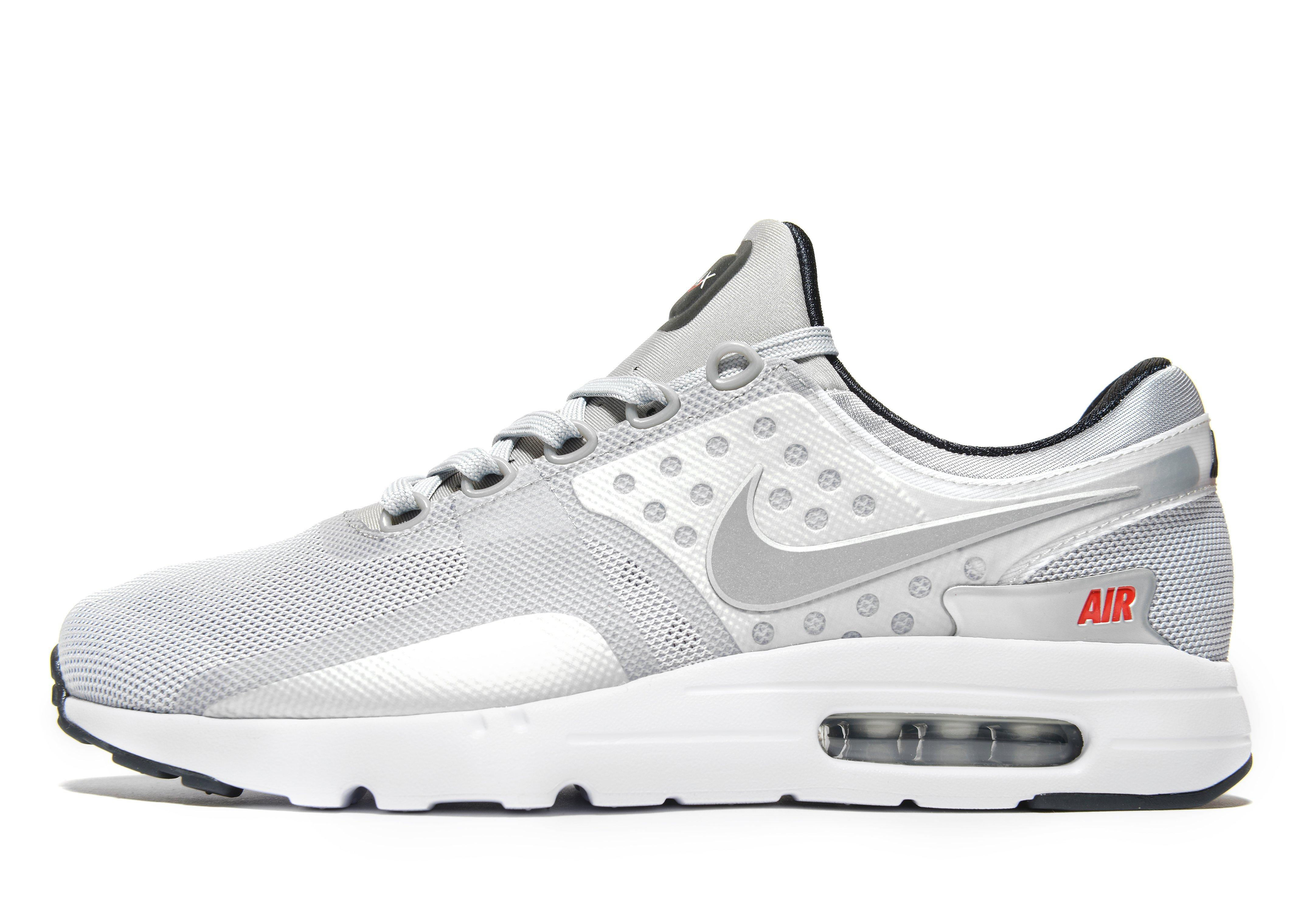 finest selection 17952 3b737 Lyst - Nike Air Max Zero in Metallic for Men