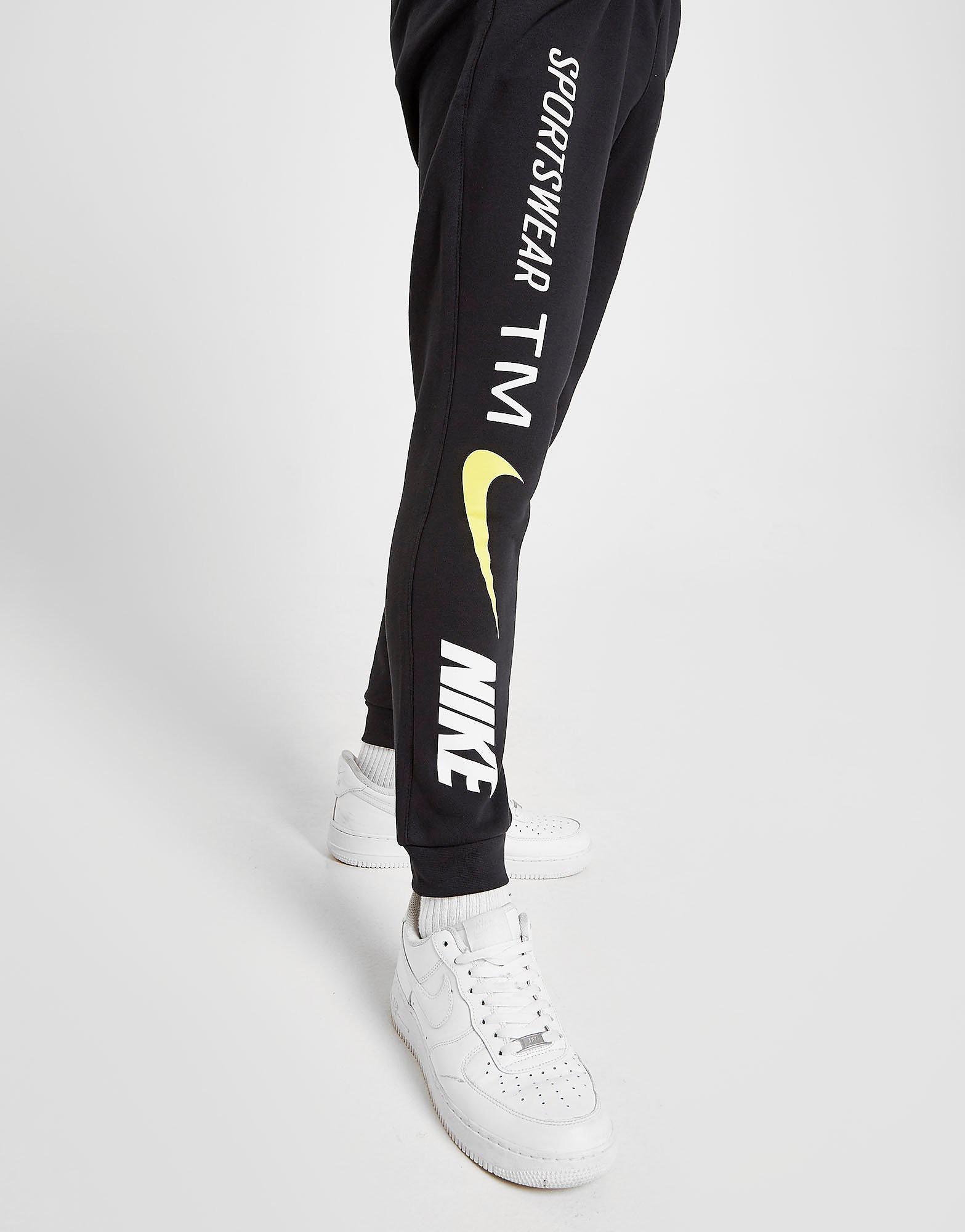 Pantalon De Chandal Overbrand Nike De Hombre De Color Negro Lyst