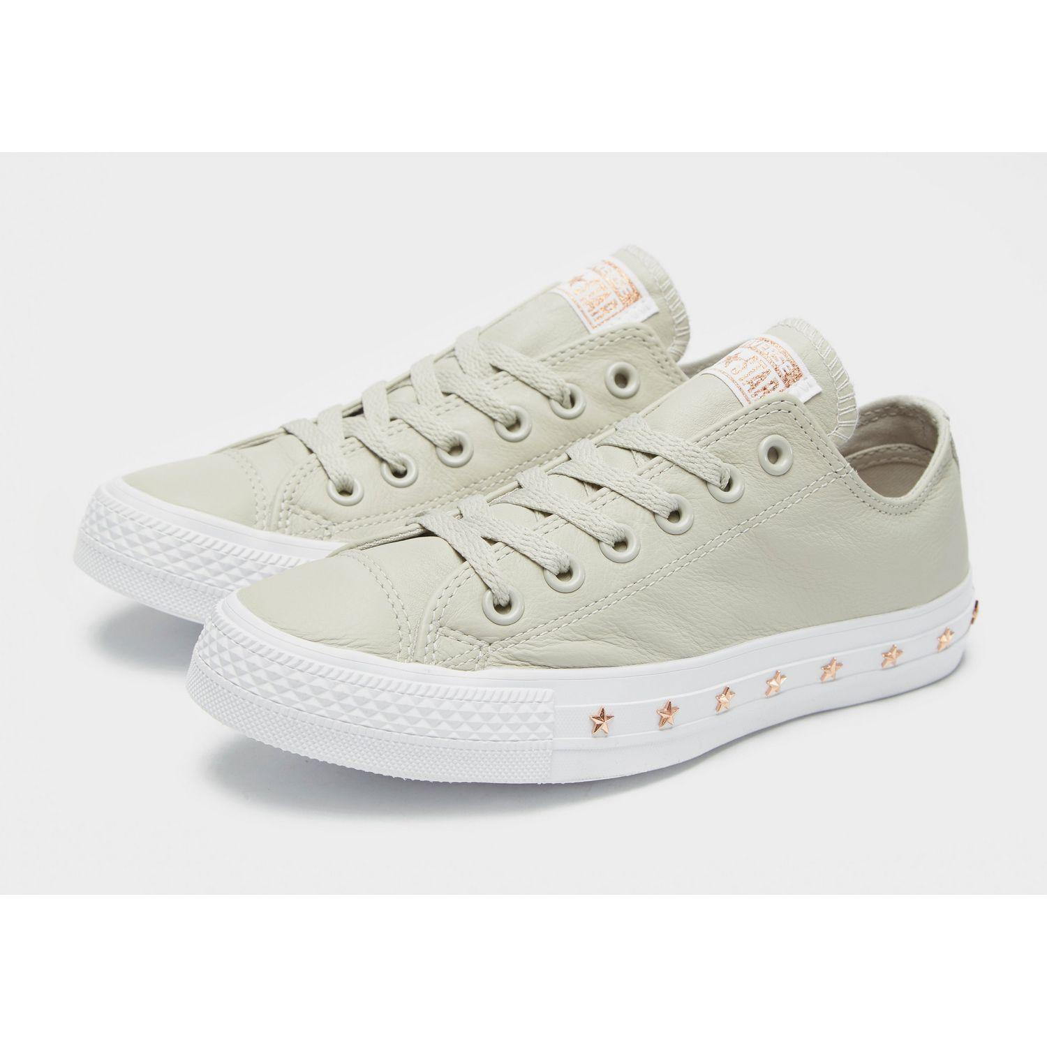 Converse Leather All Star Ox Stud in