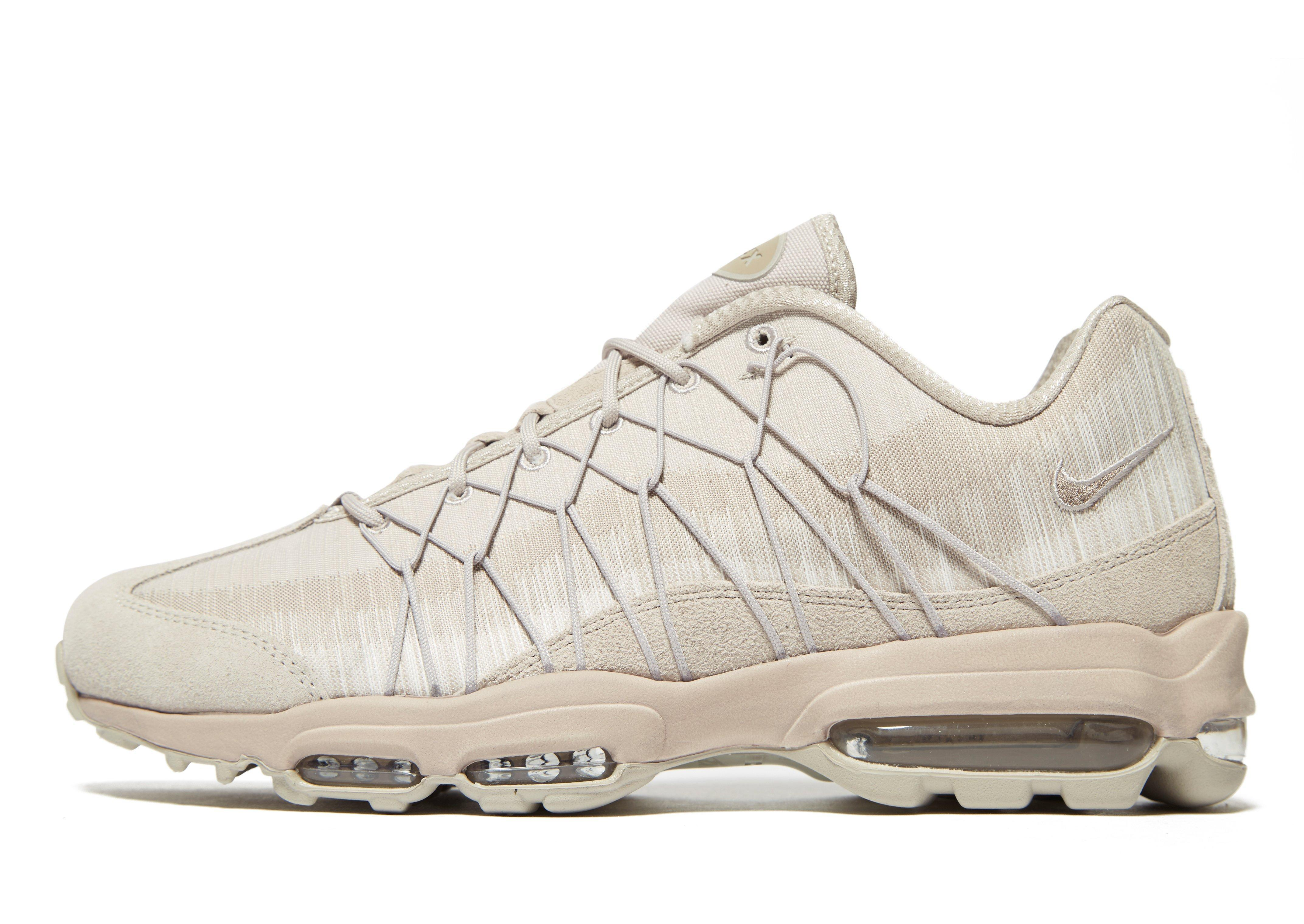 Nike Suede Air Max 95 Ultra for Men - Lyst