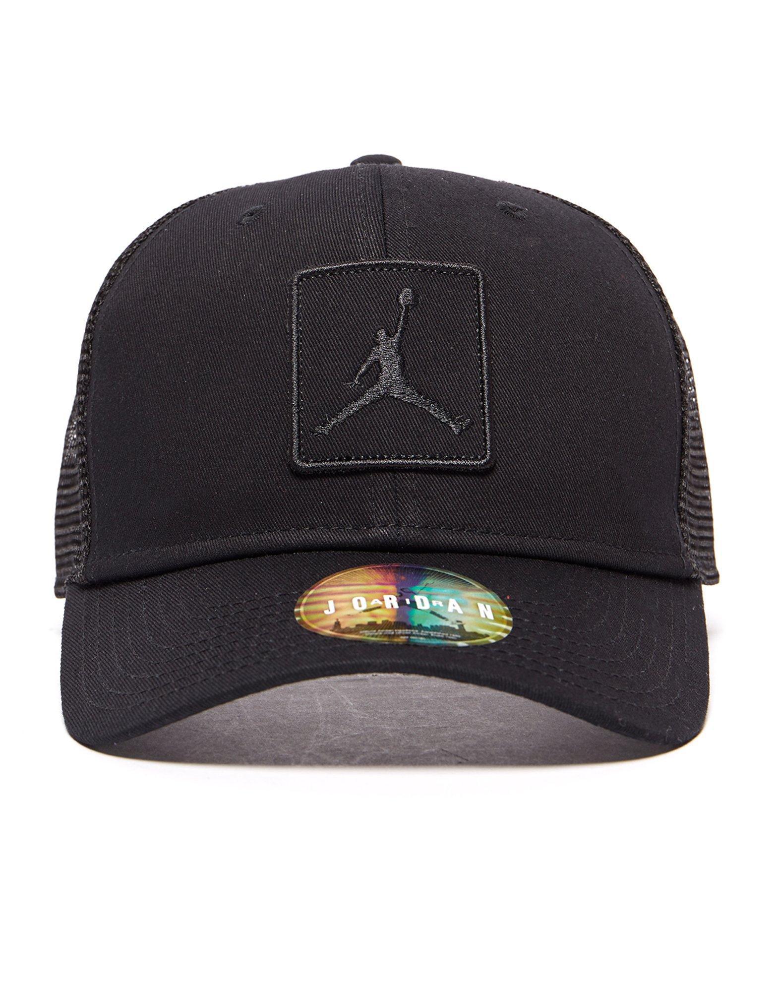 Nike Trucker Cap in Black for Men - Lyst 7d51e4b14ab4