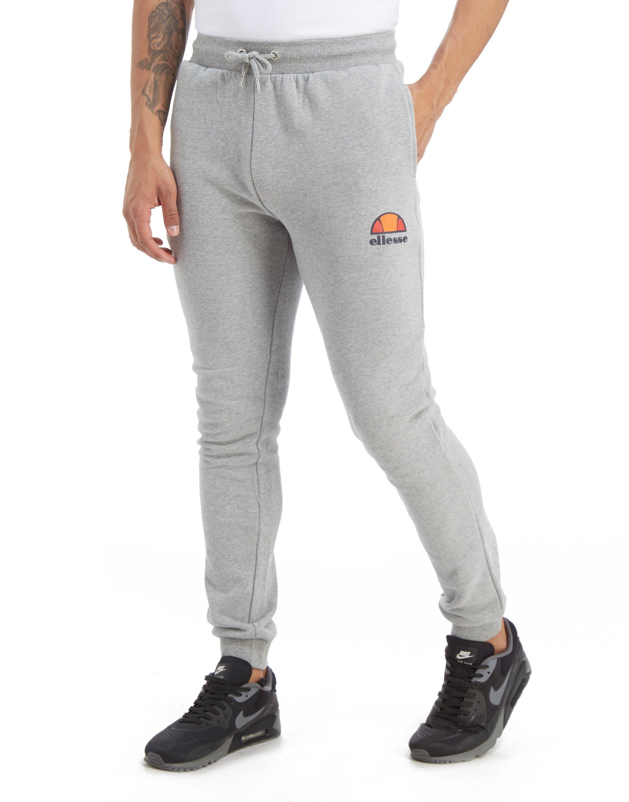 sklep dyskontowy nowe obrazy najlepsza wartość Ellesse Gray Ovest Jogger Pants for men