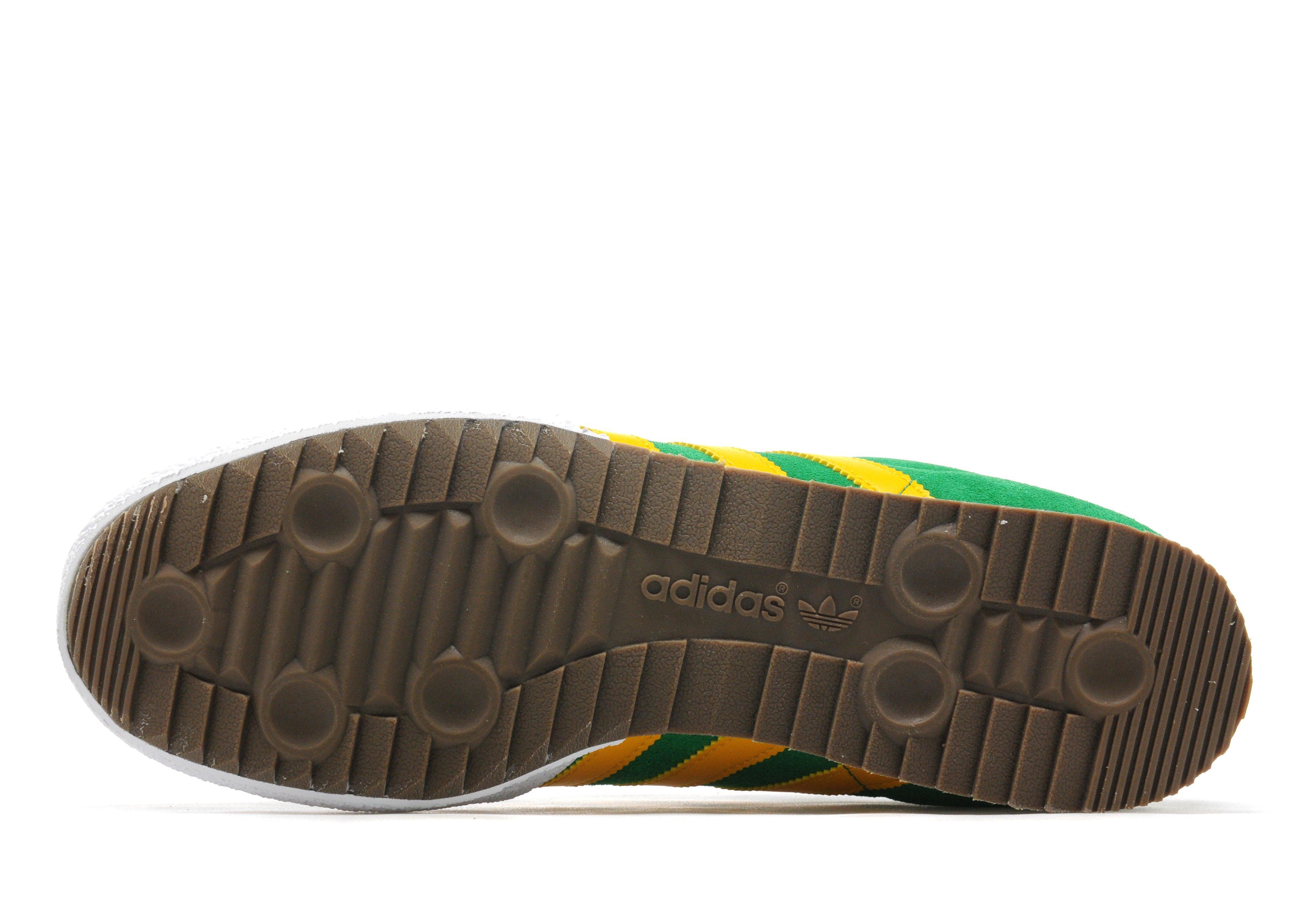 adidas Originals Leather Samba Super in