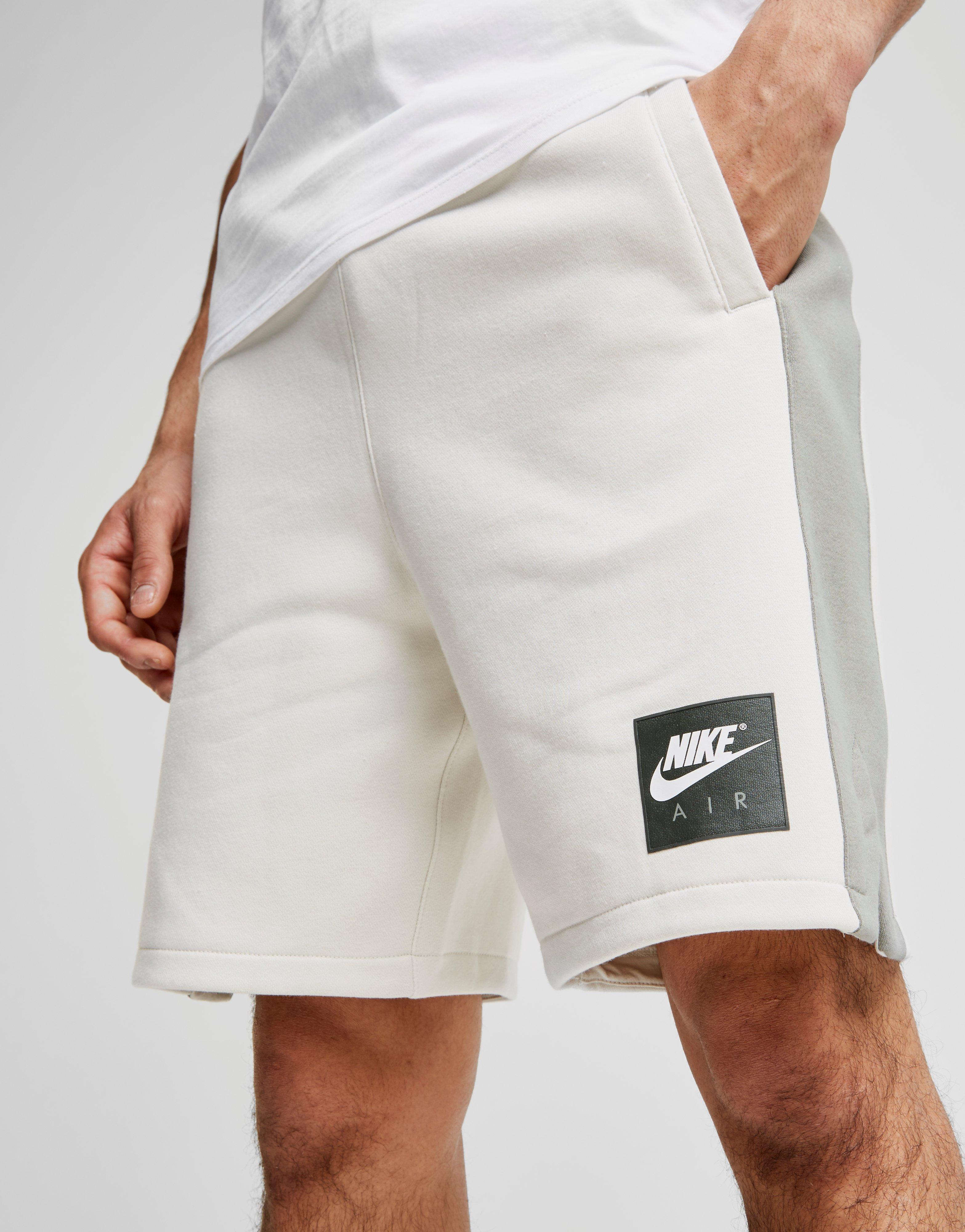 f8f106d8fe Nike Multicolor Air Fleece Shorts for men
