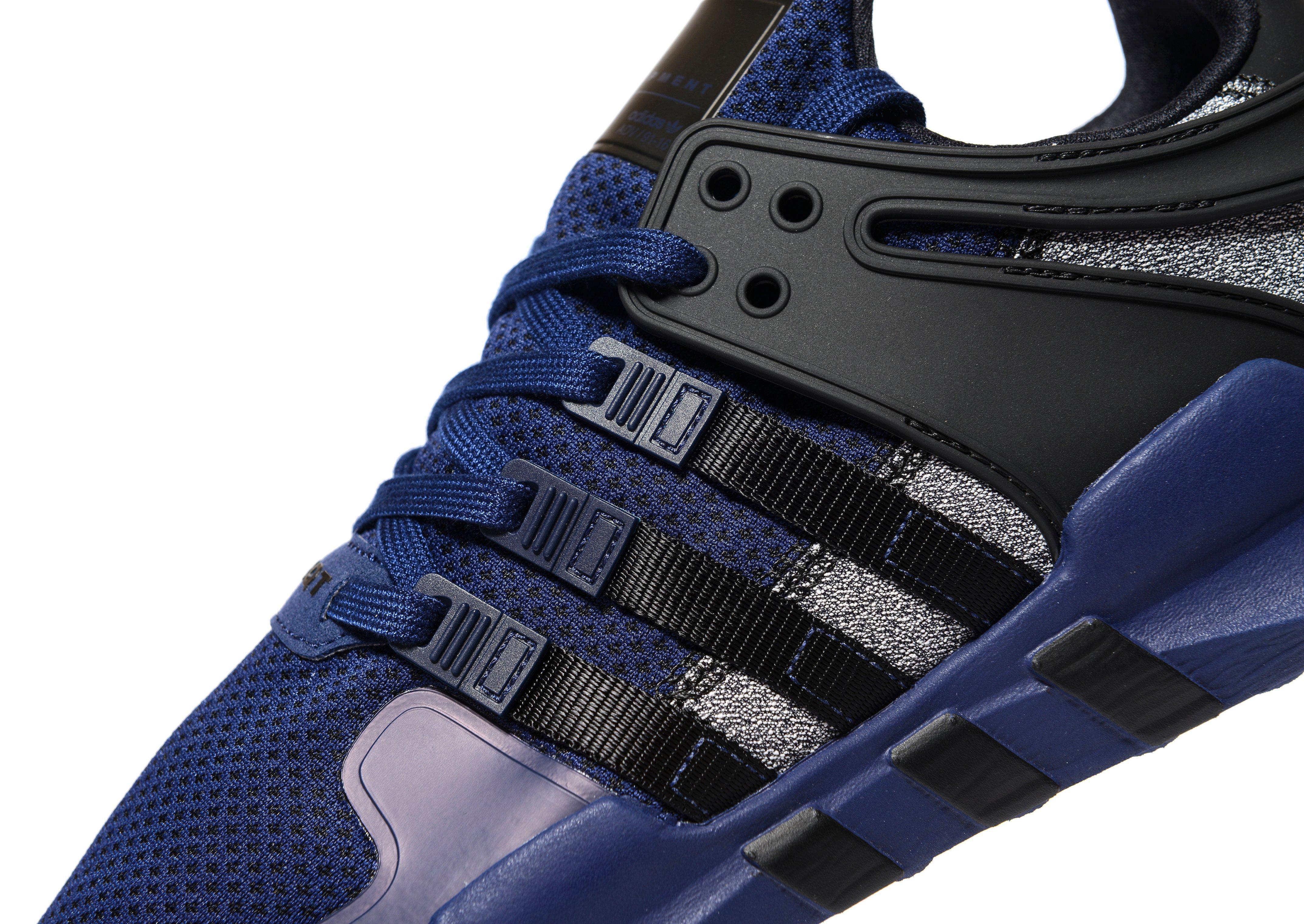 adidas eqt support adv mens blue