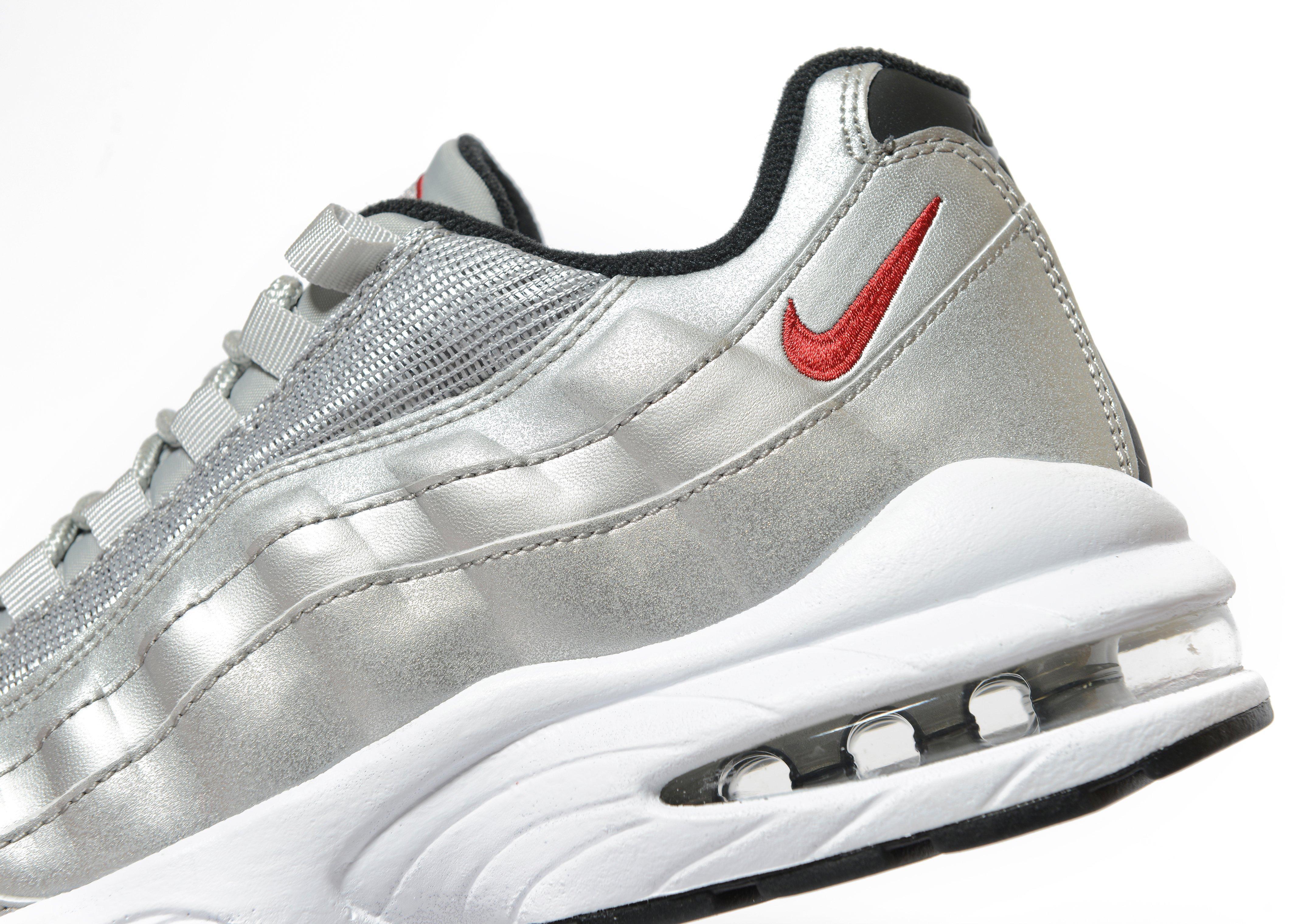 promo code ff37f c5b32 Nike Metallic Air Max 95 Junior for men