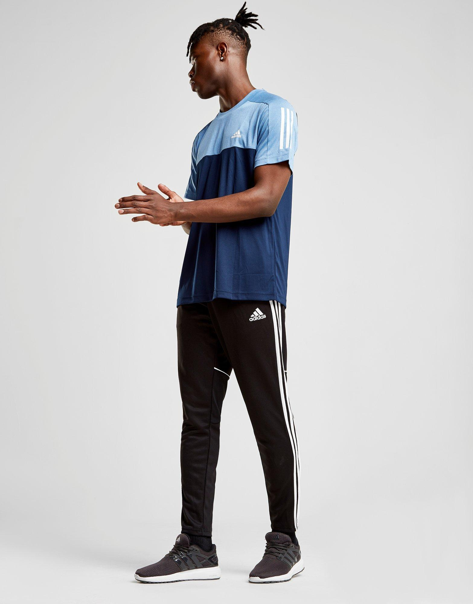 Lyst adidas tango pantaloni della tuta nera uomini per salvare il 7% uomini nera 20893d