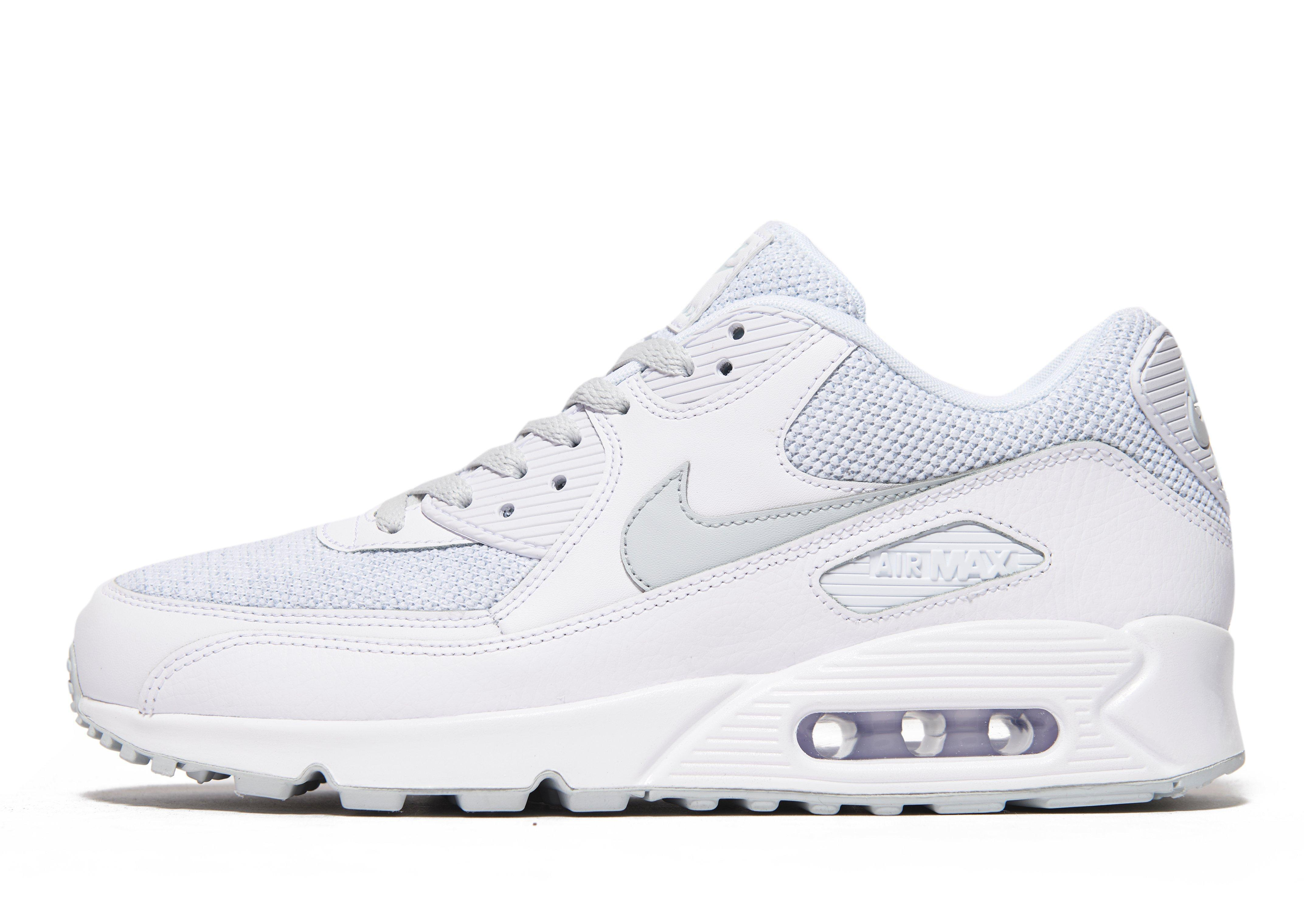 d388cf03 Nike Air Max 90 Essential in White for Men - Lyst