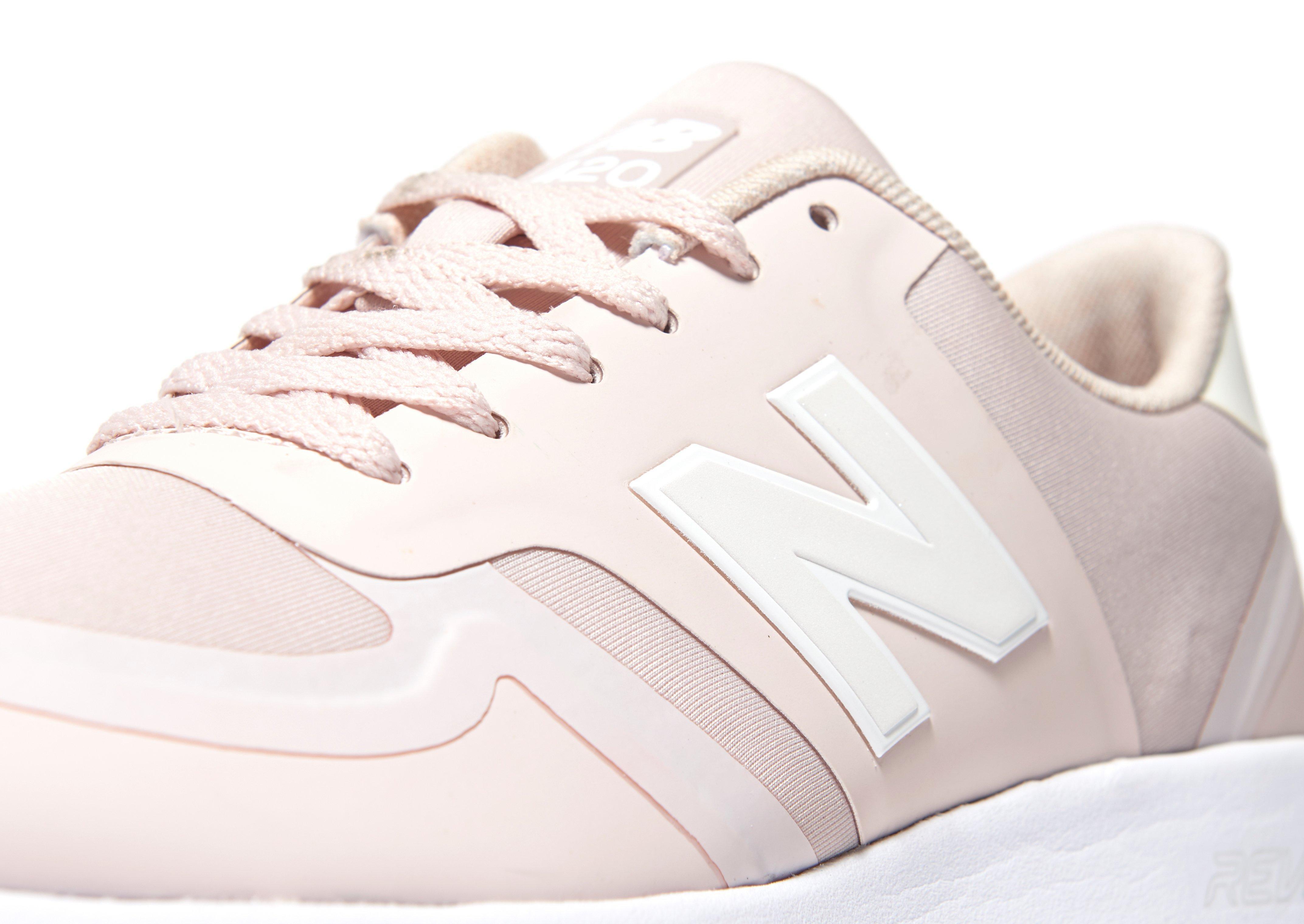 new balance 420 womens beige